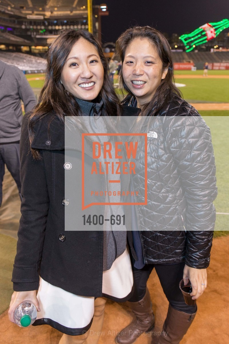 Joyce Han, Wendy Chen, ST. FRANCIS FOUNDATION'S Knock It Out of the Park, US. AT&T Park, June 4th, 2015,Drew Altizer, Drew Altizer Photography, full-service agency, private events, San Francisco photographer, photographer california