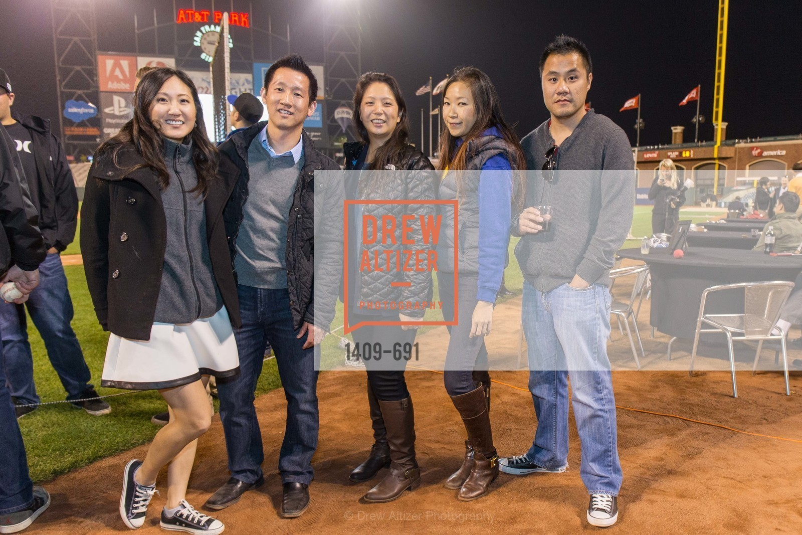 Joyce Han, Wilson Yu, Wendy Chen, Kayan Tse, ST. FRANCIS FOUNDATION'S Knock It Out of the Park, US. AT&T Park, June 4th, 2015,Drew Altizer, Drew Altizer Photography, full-service agency, private events, San Francisco photographer, photographer california