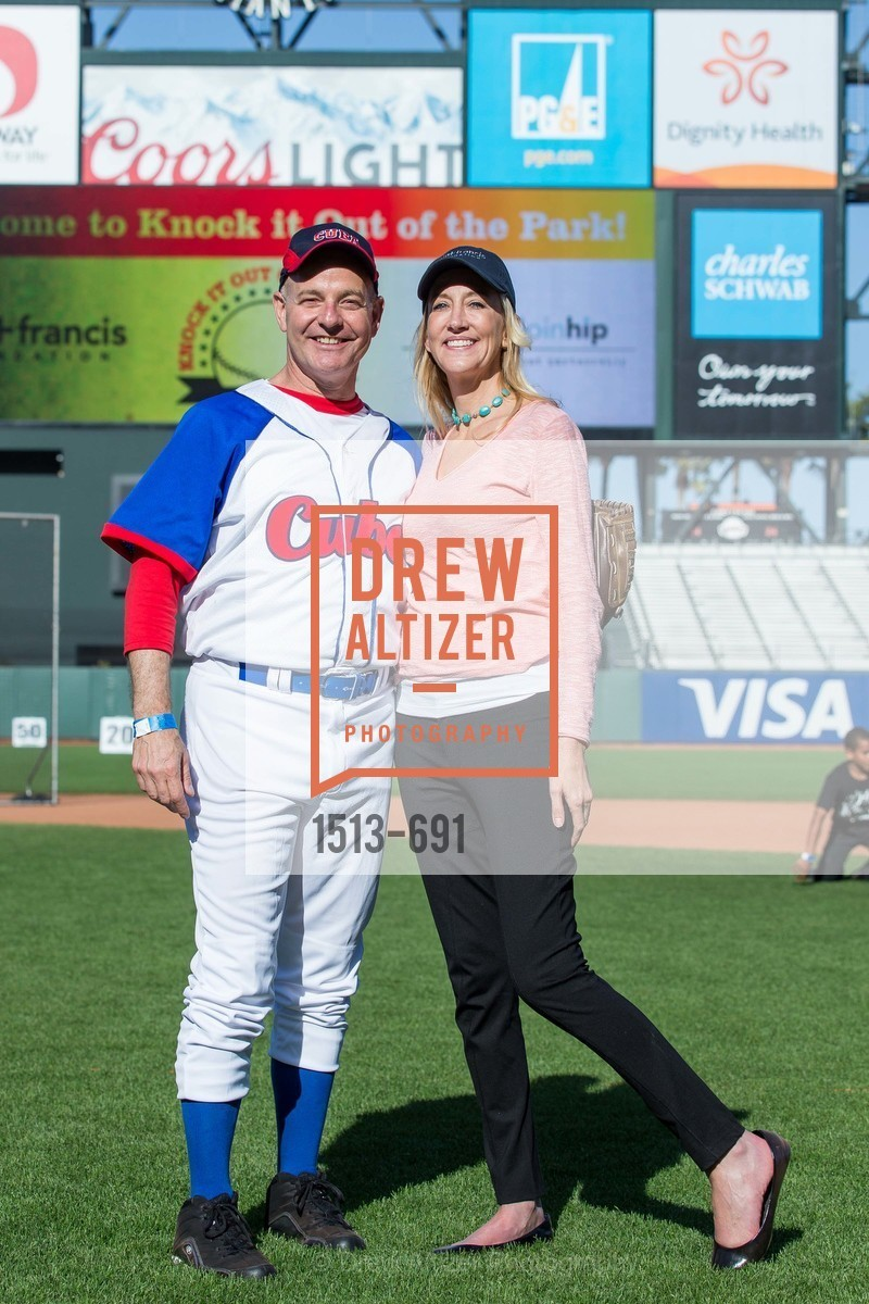 Kevin Causey, Colleen McGuinn, ST. FRANCIS FOUNDATION'S Knock It Out of the Park, US, June 4th, 2015,Drew Altizer, Drew Altizer Photography, full-service agency, private events, San Francisco photographer, photographer california