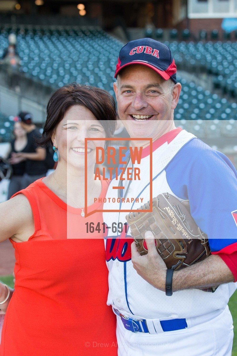 Bridgett Lanza, Kevin Causey, ST. FRANCIS FOUNDATION'S Knock It Out of the Park, US. AT&T Park, June 4th, 2015,Drew Altizer, Drew Altizer Photography, full-service agency, private events, San Francisco photographer, photographer california