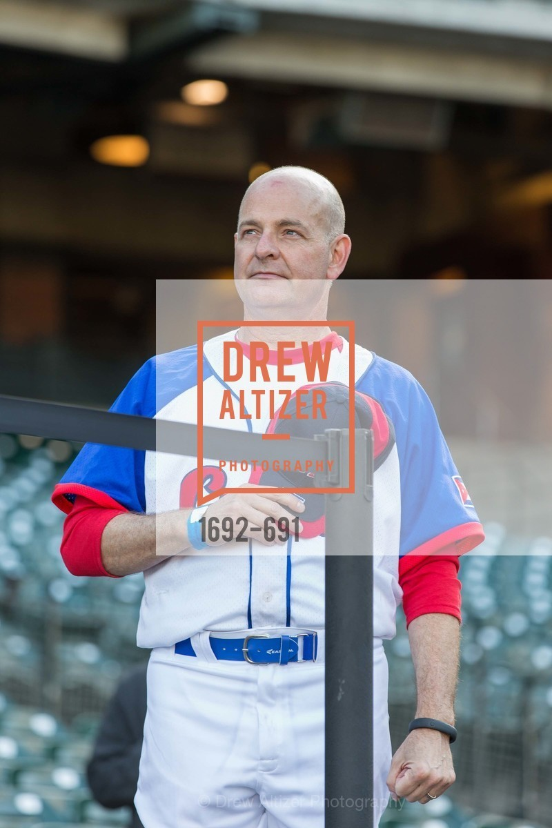 Kevin Causey, ST. FRANCIS FOUNDATION'S Knock It Out of the Park, US. AT&T Park, June 4th, 2015