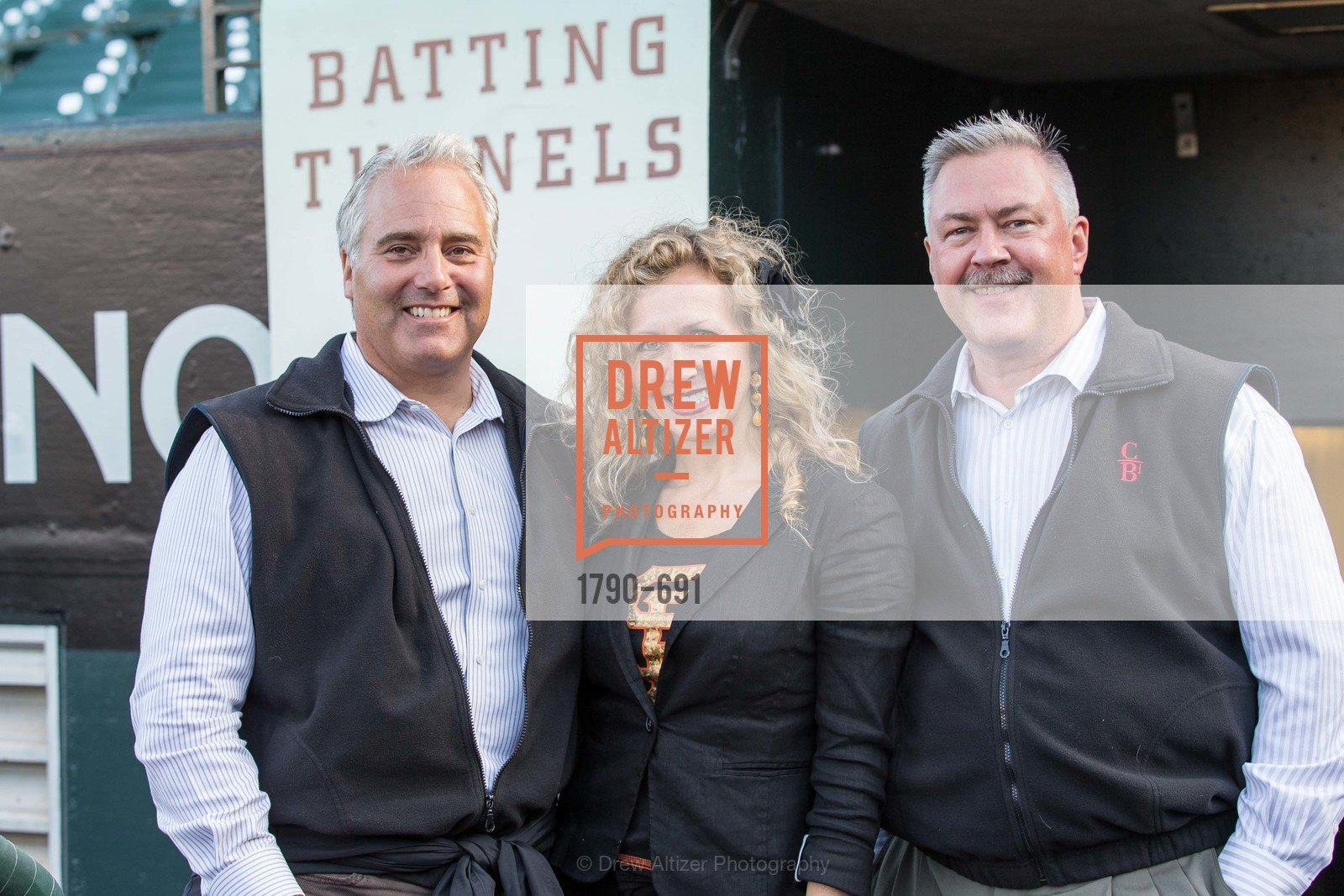 Dan Amigone, Carla Helmbrecht, Scott Hagberg, ST. FRANCIS FOUNDATION'S Knock It Out of the Park, US. AT&T Park, June 4th, 2015,Drew Altizer, Drew Altizer Photography, full-service agency, private events, San Francisco photographer, photographer california