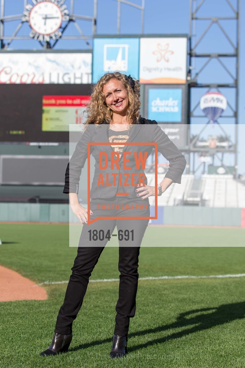 Carla Helmbrecht, ST. FRANCIS FOUNDATION'S Knock It Out of the Park, US. AT&T Park, June 4th, 2015,Drew Altizer, Drew Altizer Photography, full-service agency, private events, San Francisco photographer, photographer california