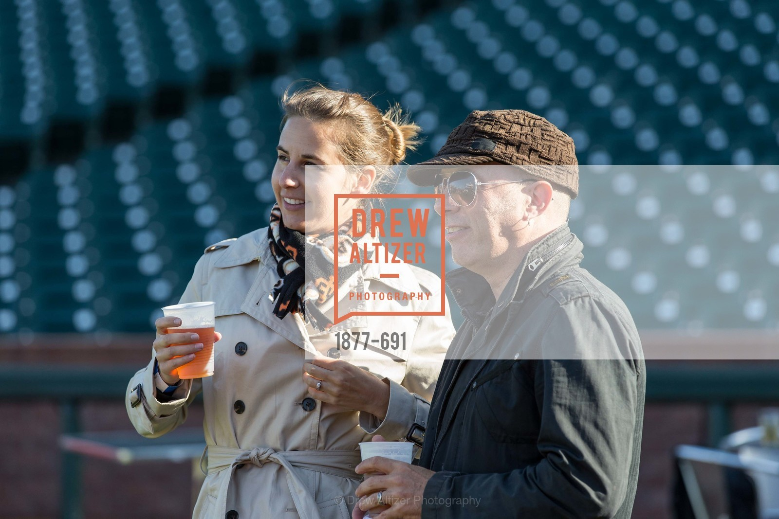 Erin Putnam, Jef Stott, ST. FRANCIS FOUNDATION'S Knock It Out of the Park, US. AT&T Park, June 4th, 2015,Drew Altizer, Drew Altizer Photography, full-service agency, private events, San Francisco photographer, photographer california