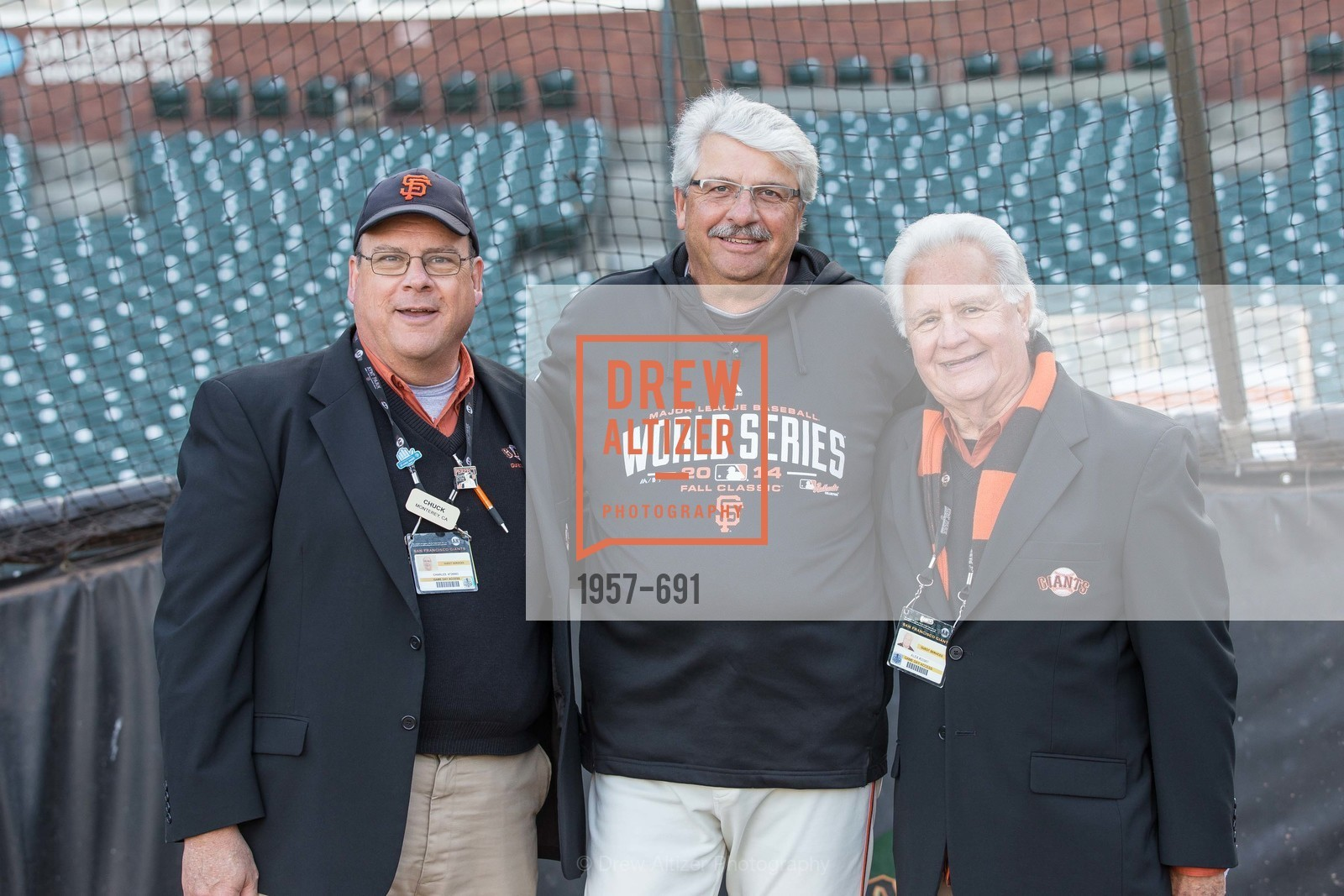 John Austin, Bill Laskey, Alex Goldstein, ST. FRANCIS FOUNDATION'S Knock It Out of the Park, US. AT&T Park, June 4th, 2015,Drew Altizer, Drew Altizer Photography, full-service agency, private events, San Francisco photographer, photographer california
