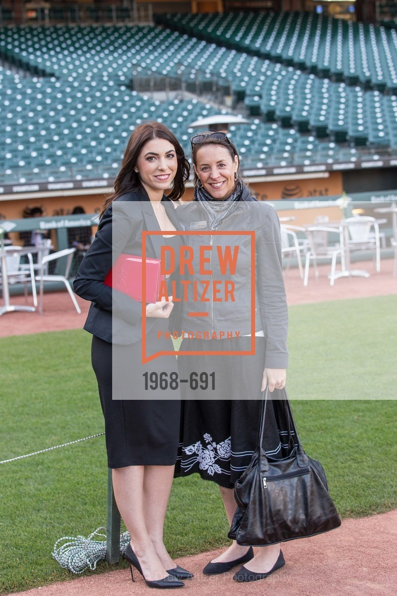 Daniella Vallurupalli, Erin Reeser, ST. FRANCIS FOUNDATION'S Knock It Out of the Park, US. AT&T Park, June 4th, 2015,Drew Altizer, Drew Altizer Photography, full-service agency, private events, San Francisco photographer, photographer california
