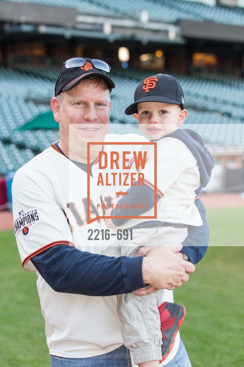 Bill Webb, Connor Webb, ST. FRANCIS FOUNDATION'S Knock It Out of the Park, US. AT&T Park, June 4th, 2015,Drew Altizer, Drew Altizer Photography, full-service agency, private events, San Francisco photographer, photographer california