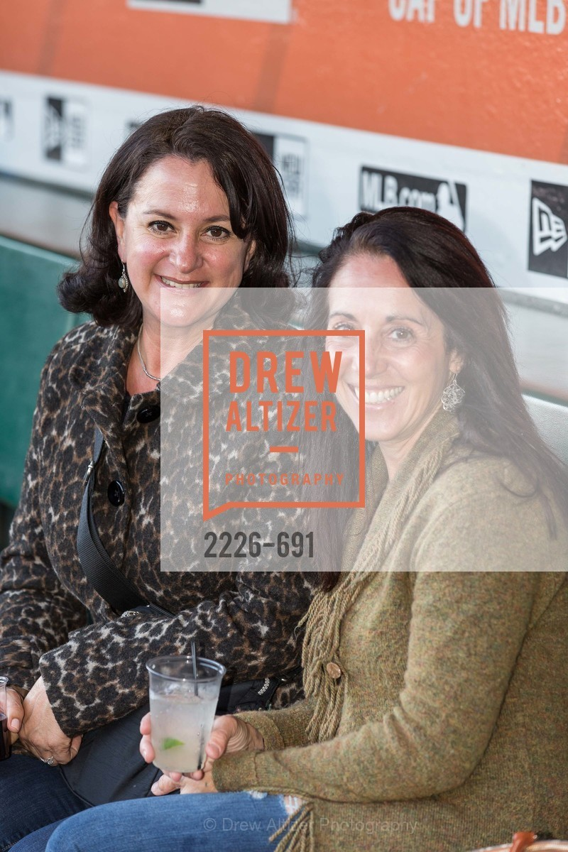 Celeste Amigone, Linda Folan, ST. FRANCIS FOUNDATION'S Knock It Out of the Park, US. AT&T Park, June 4th, 2015,Drew Altizer, Drew Altizer Photography, full-service agency, private events, San Francisco photographer, photographer california
