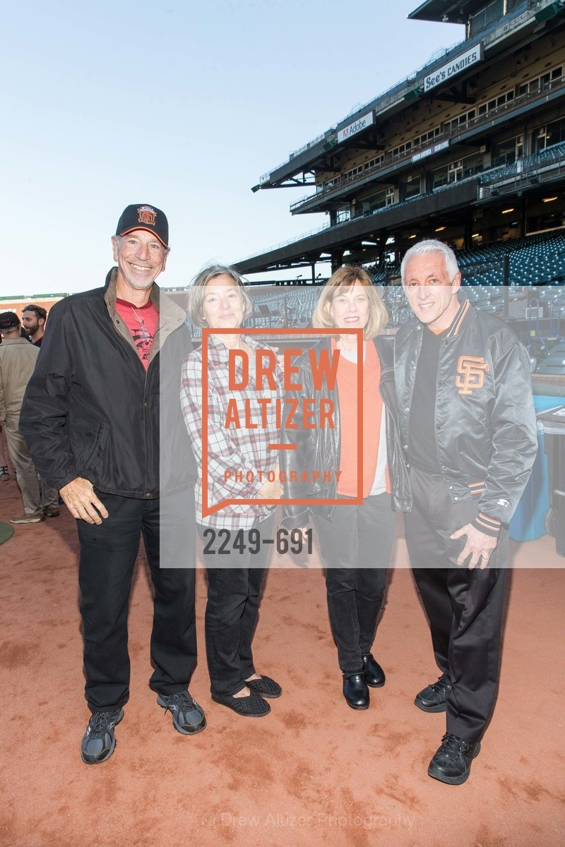 Mark Garfield, Cynthia Garfield, ST. FRANCIS FOUNDATION'S Knock It Out of the Park, US, June 4th, 2015,Drew Altizer, Drew Altizer Photography, full-service agency, private events, San Francisco photographer, photographer california