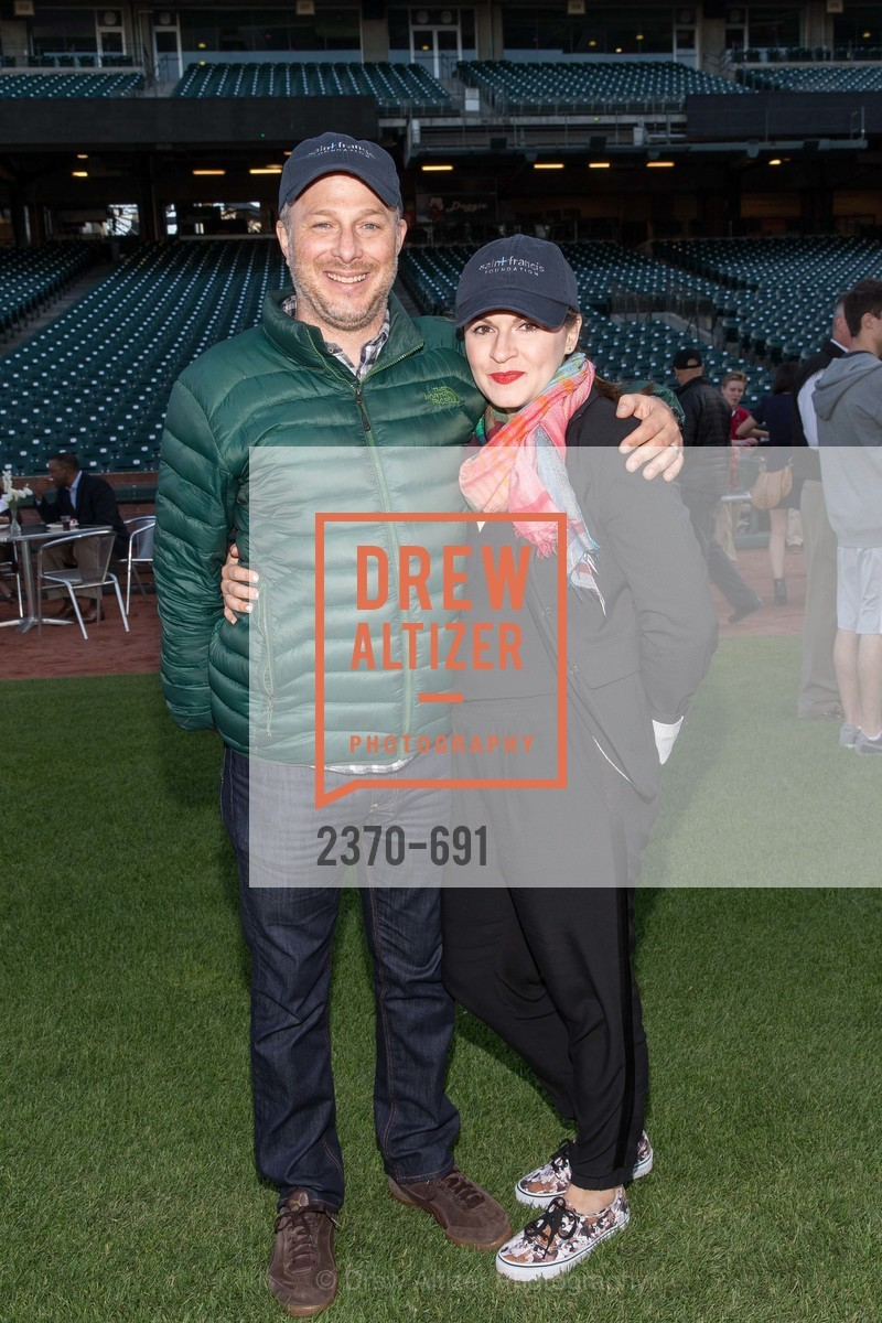 Marshall Lamm, Allison Lamm, ST. FRANCIS FOUNDATION'S Knock It Out of the Park, US. AT&T Park, June 4th, 2015,Drew Altizer, Drew Altizer Photography, full-service agency, private events, San Francisco photographer, photographer california