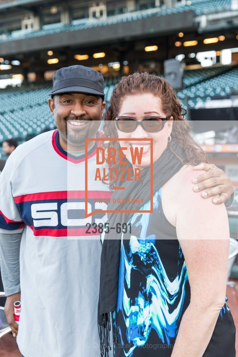 Lee Moore, Ann Marie, ST. FRANCIS FOUNDATION'S Knock It Out of the Park, US. AT&T Park, June 4th, 2015