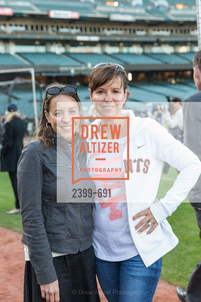 Erin Reeser, Kate Smith, ST. FRANCIS FOUNDATION'S Knock It Out of the Park, US. AT&T Park, June 4th, 2015,Drew Altizer, Drew Altizer Photography, full-service agency, private events, San Francisco photographer, photographer california