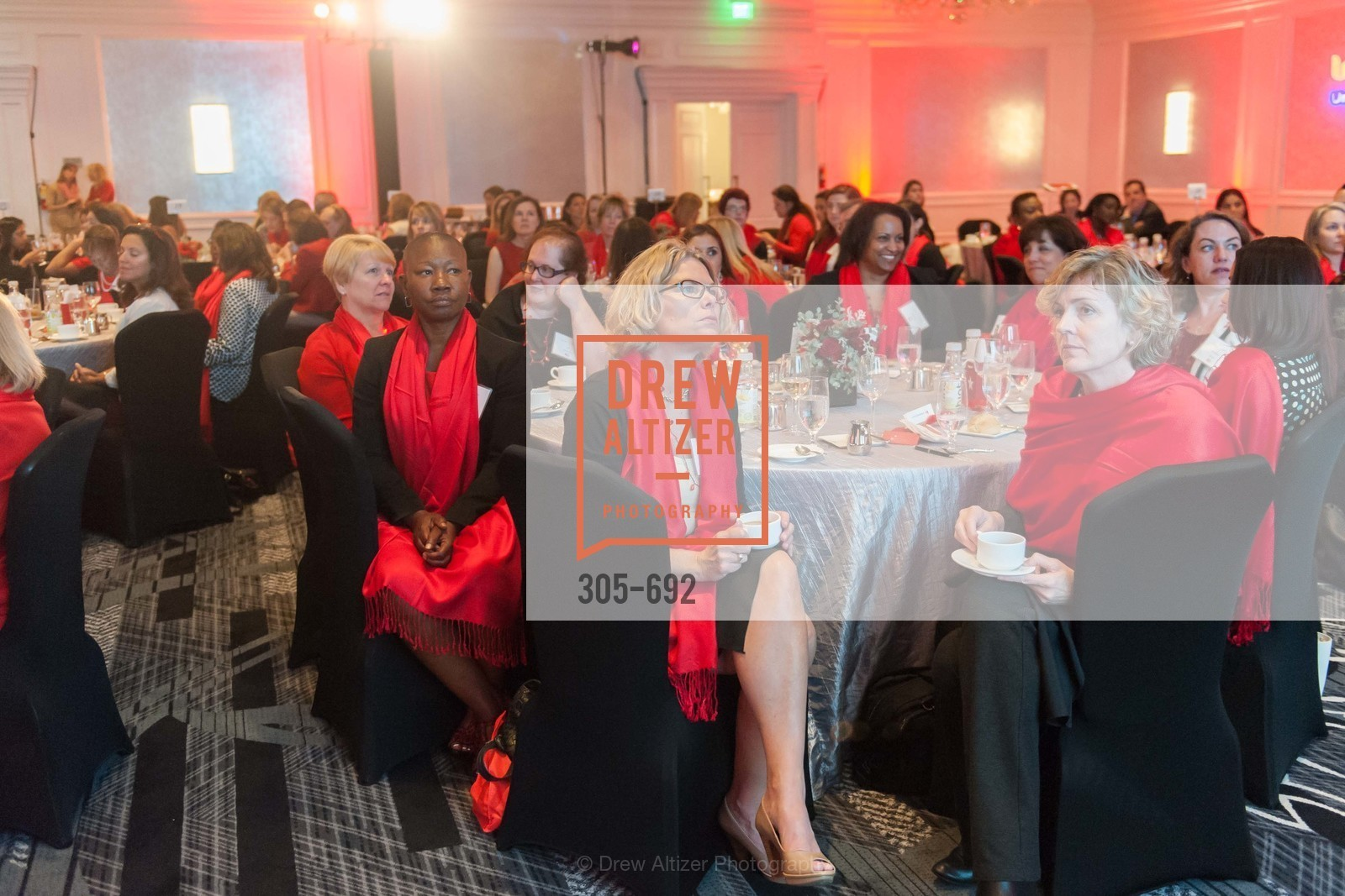Atmosphere, 2015 GoRed for Women Luncheon, US, May 2nd, 2015,Drew Altizer, Drew Altizer Photography, full-service event agency, private events, San Francisco photographer, photographer California