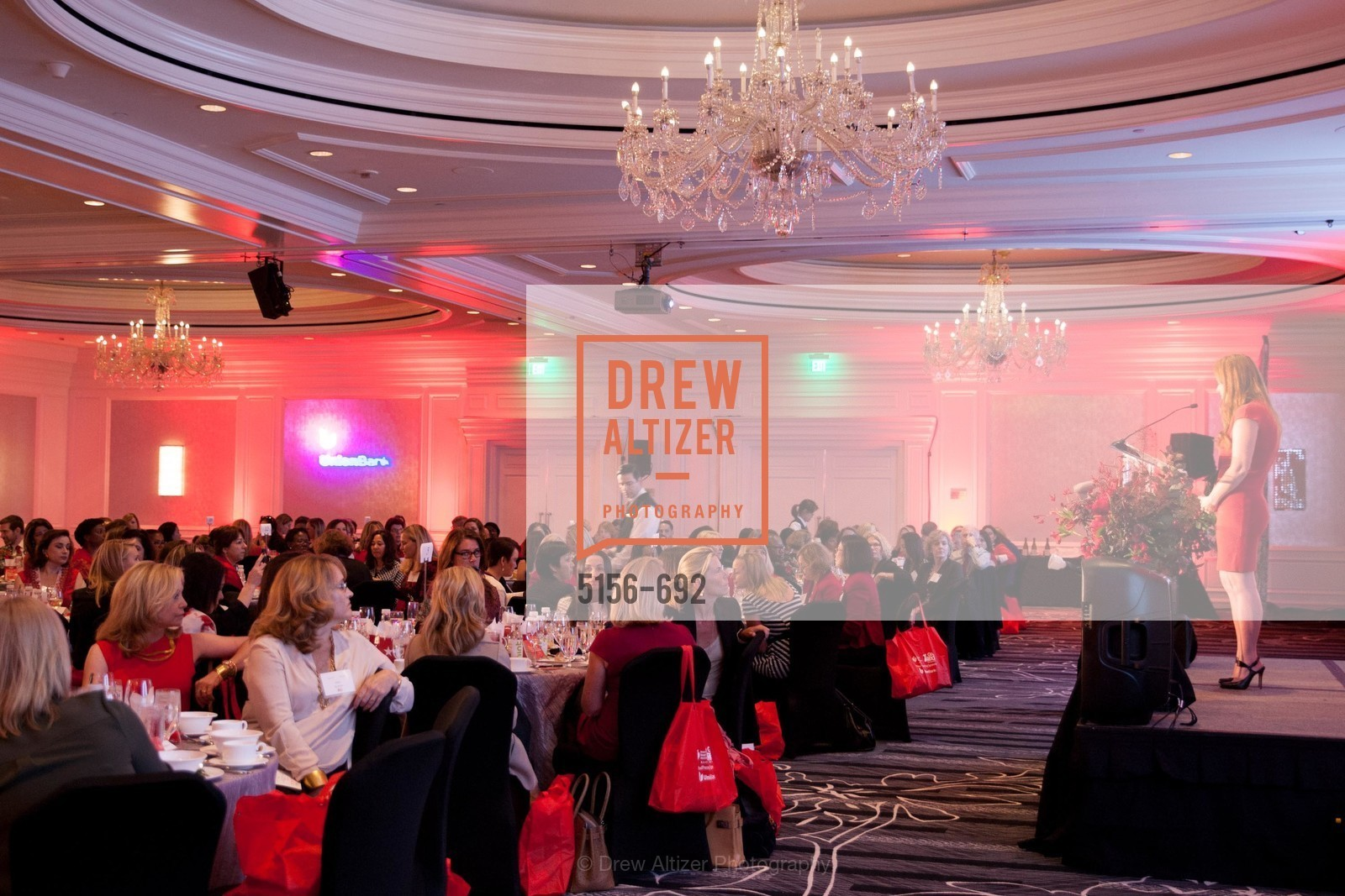 Atmosphere, 2015 GoRed for Women Luncheon, US, May 2nd, 2015,Drew Altizer, Drew Altizer Photography, full-service agency, private events, San Francisco photographer, photographer california