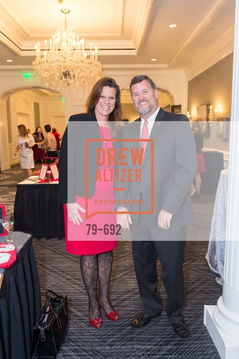 Agnes McGlone, Trey Tinner, 2015 GoRed for Women Luncheon, US, May 1st, 2015,Drew Altizer, Drew Altizer Photography, full-service agency, private events, San Francisco photographer, photographer california