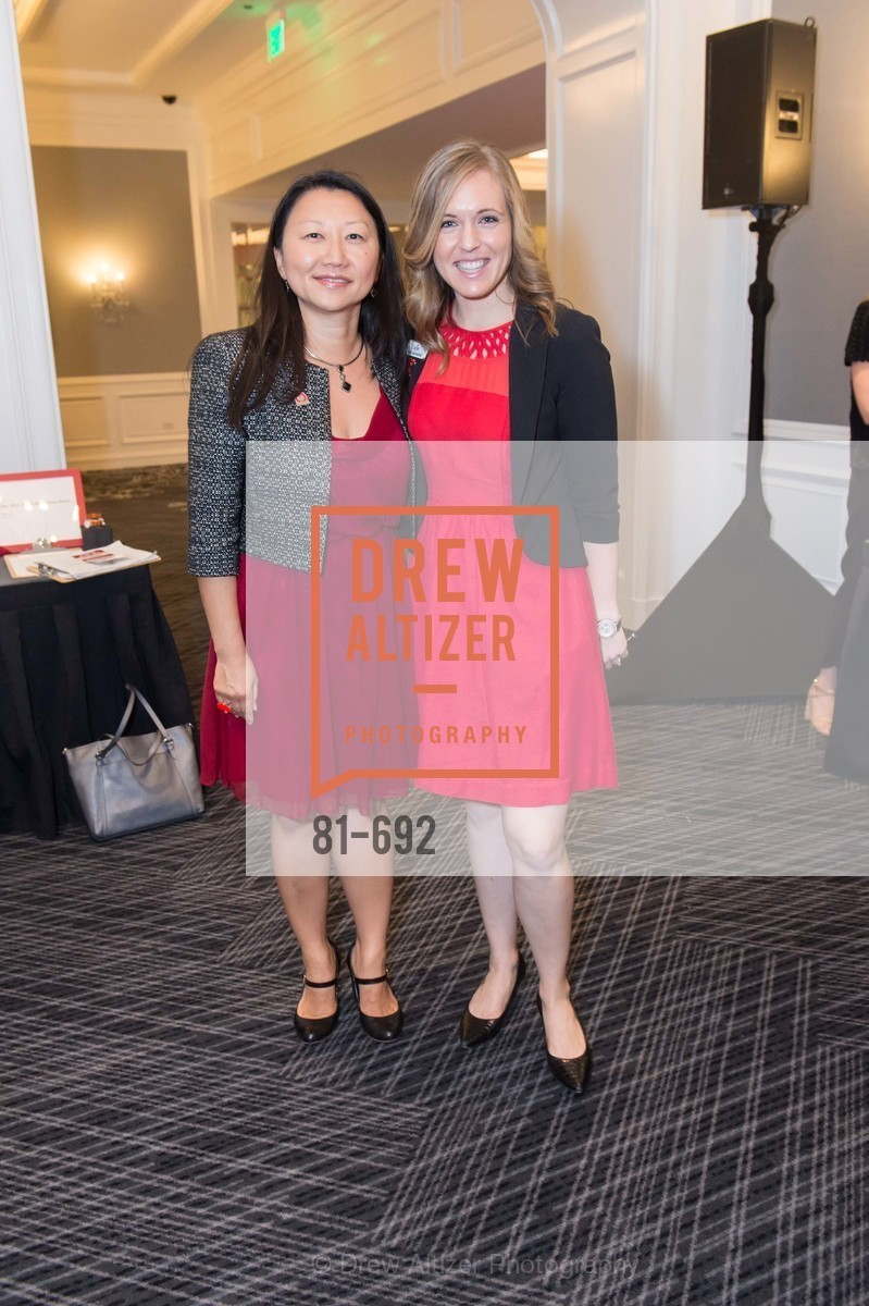 Jenny Cheng, Laura Steinfeld, 2015 GoRed for Women Luncheon, US, May 1st, 2015,Drew Altizer, Drew Altizer Photography, full-service agency, private events, San Francisco photographer, photographer california