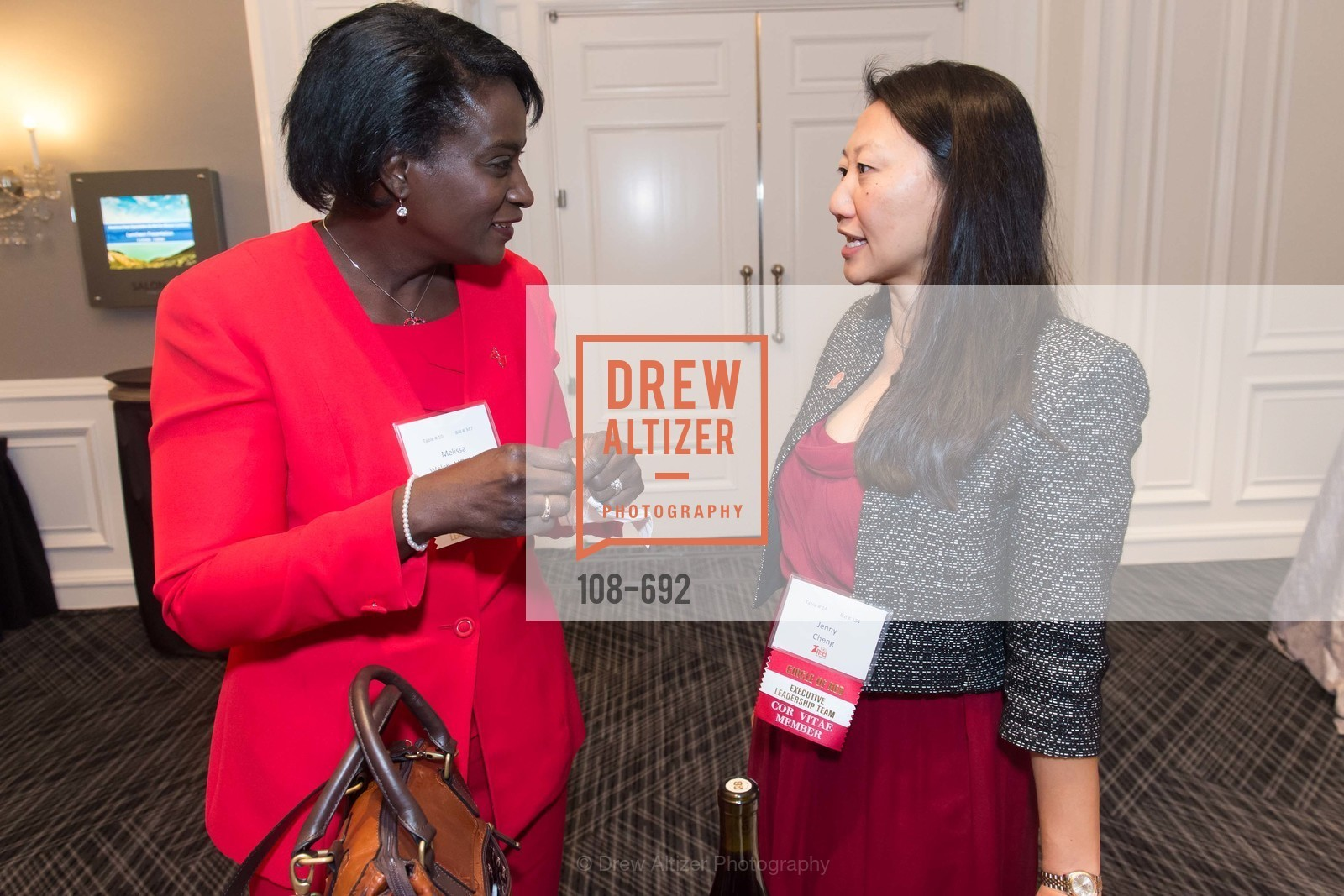 Meslisa Welch, Jenny Cheng, 2015 GoRed for Women Luncheon, US, May 1st, 2015,Drew Altizer, Drew Altizer Photography, full-service agency, private events, San Francisco photographer, photographer california