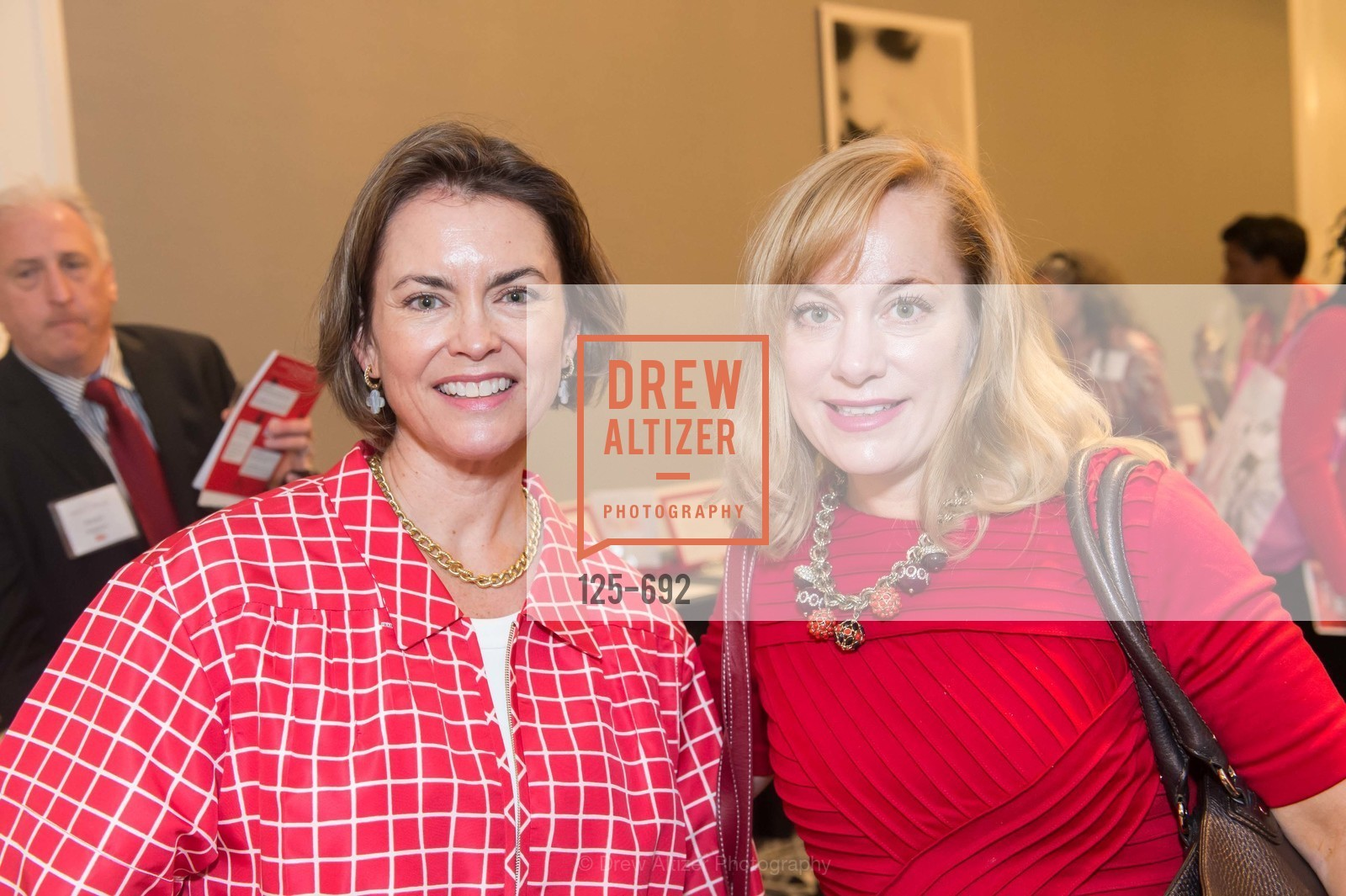 Mary Francis, Lisa Fontenot, 2015 GoRed for Women Luncheon, US, May 2nd, 2015,Drew Altizer, Drew Altizer Photography, full-service agency, private events, San Francisco photographer, photographer california
