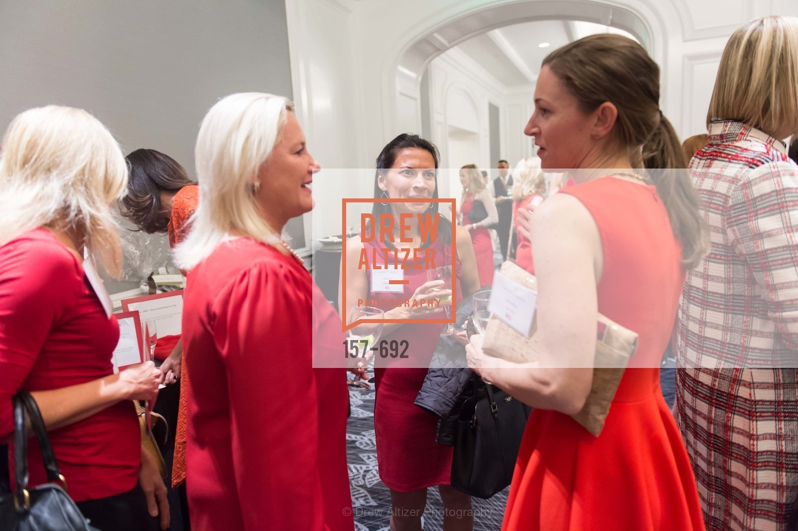 Schyler Tollmann, Jacquie Haggarty, 2015 GoRed for Women Luncheon, US, May 2nd, 2015,Drew Altizer, Drew Altizer Photography, full-service agency, private events, San Francisco photographer, photographer california