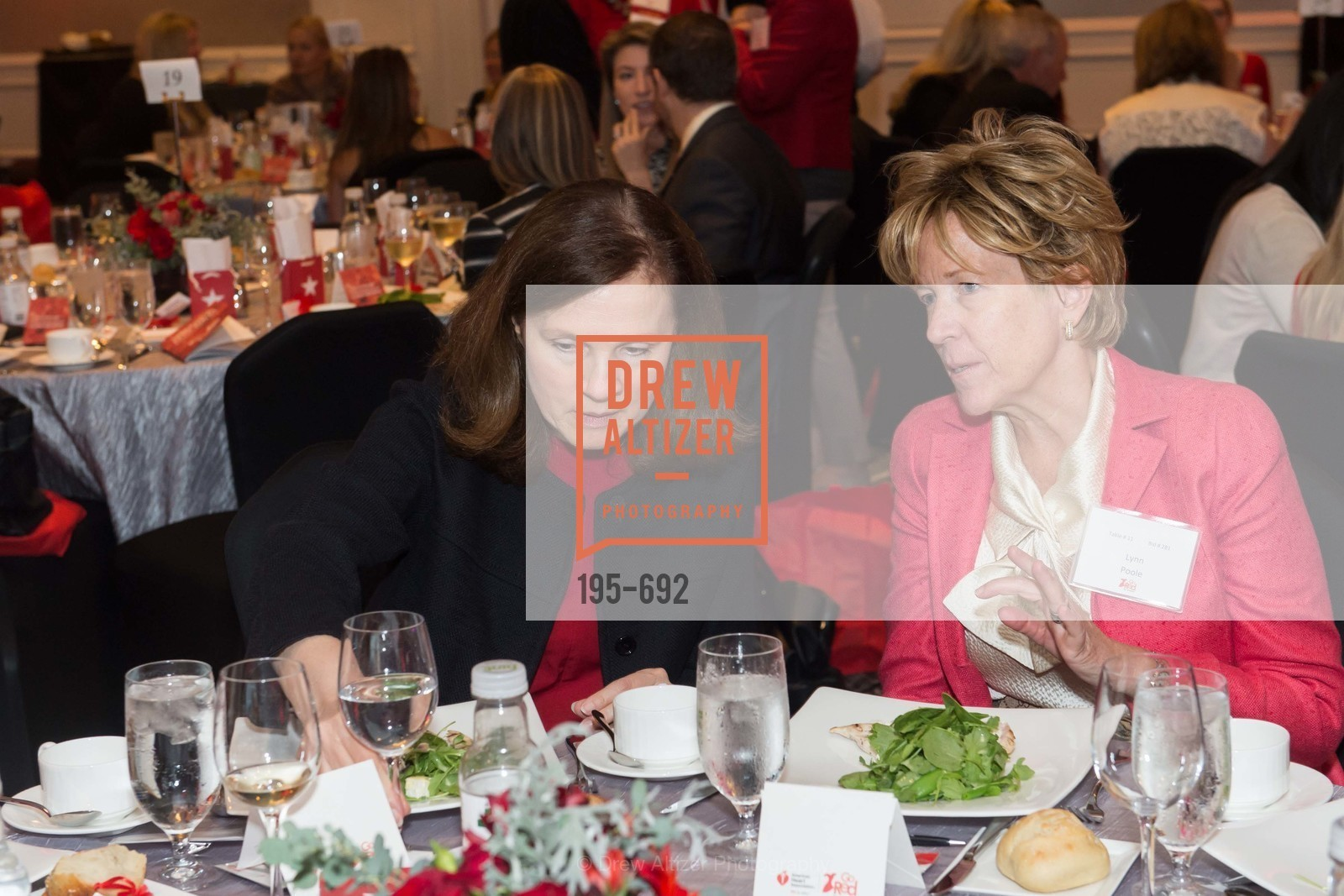 Jackie Erdman, Lynn Poole, 2015 GoRed for Women Luncheon, US, May 2nd, 2015,Drew Altizer, Drew Altizer Photography, full-service agency, private events, San Francisco photographer, photographer california