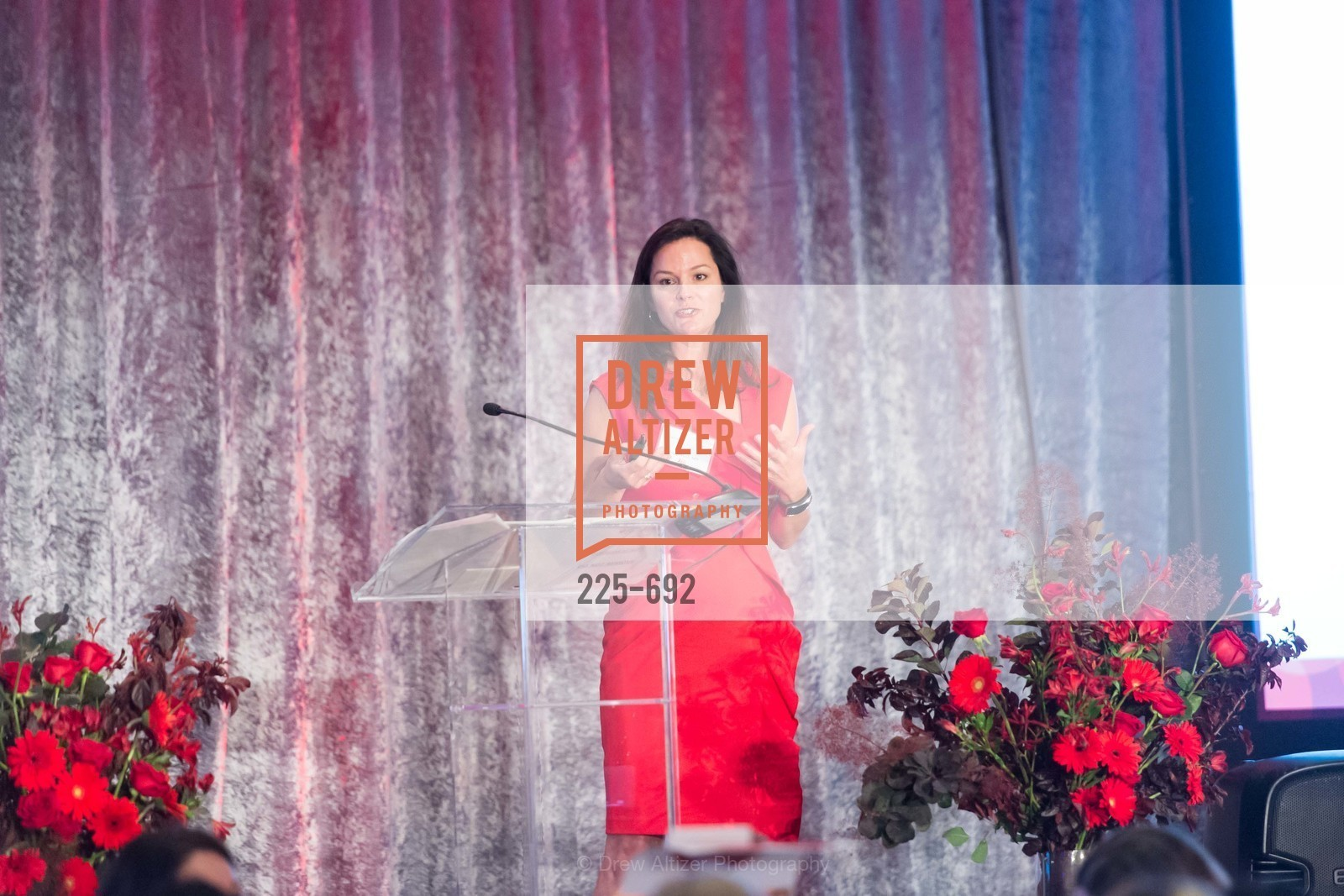 Jill Hangenkord, 2015 GoRed for Women Luncheon, US, May 2nd, 2015,Drew Altizer, Drew Altizer Photography, full-service agency, private events, San Francisco photographer, photographer california