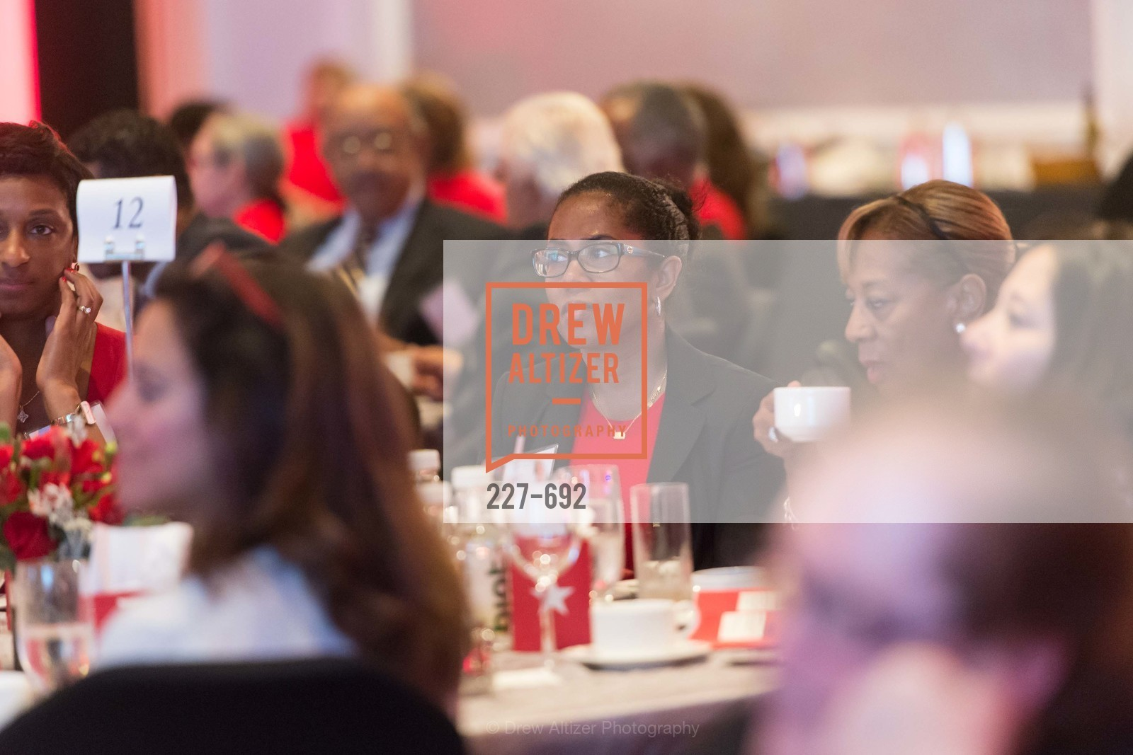 Josette James, 2015 GoRed for Women Luncheon, US, May 2nd, 2015,Drew Altizer, Drew Altizer Photography, full-service agency, private events, San Francisco photographer, photographer california