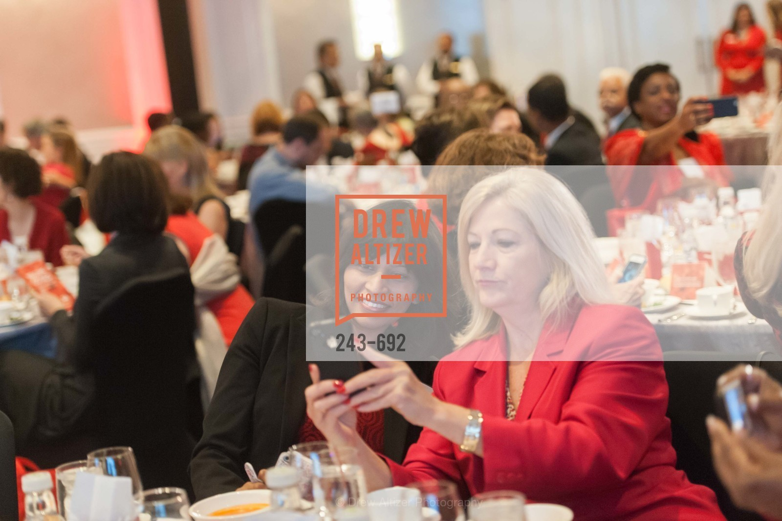 Conchita Miller, Linda Patrick, 2015 GoRed for Women Luncheon, US, May 2nd, 2015,Drew Altizer, Drew Altizer Photography, full-service agency, private events, San Francisco photographer, photographer california