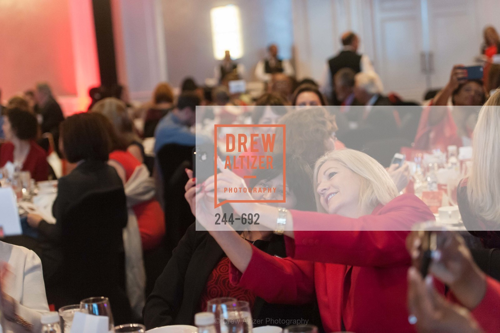 Conchita Miller, Linda Patrick, 2015 GoRed for Women Luncheon, US, May 1st, 2015,Drew Altizer, Drew Altizer Photography, full-service agency, private events, San Francisco photographer, photographer california