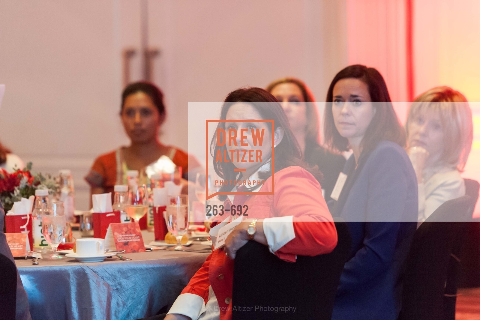 Christine Aunate, 2015 GoRed for Women Luncheon, US, May 1st, 2015,Drew Altizer, Drew Altizer Photography, full-service agency, private events, San Francisco photographer, photographer california