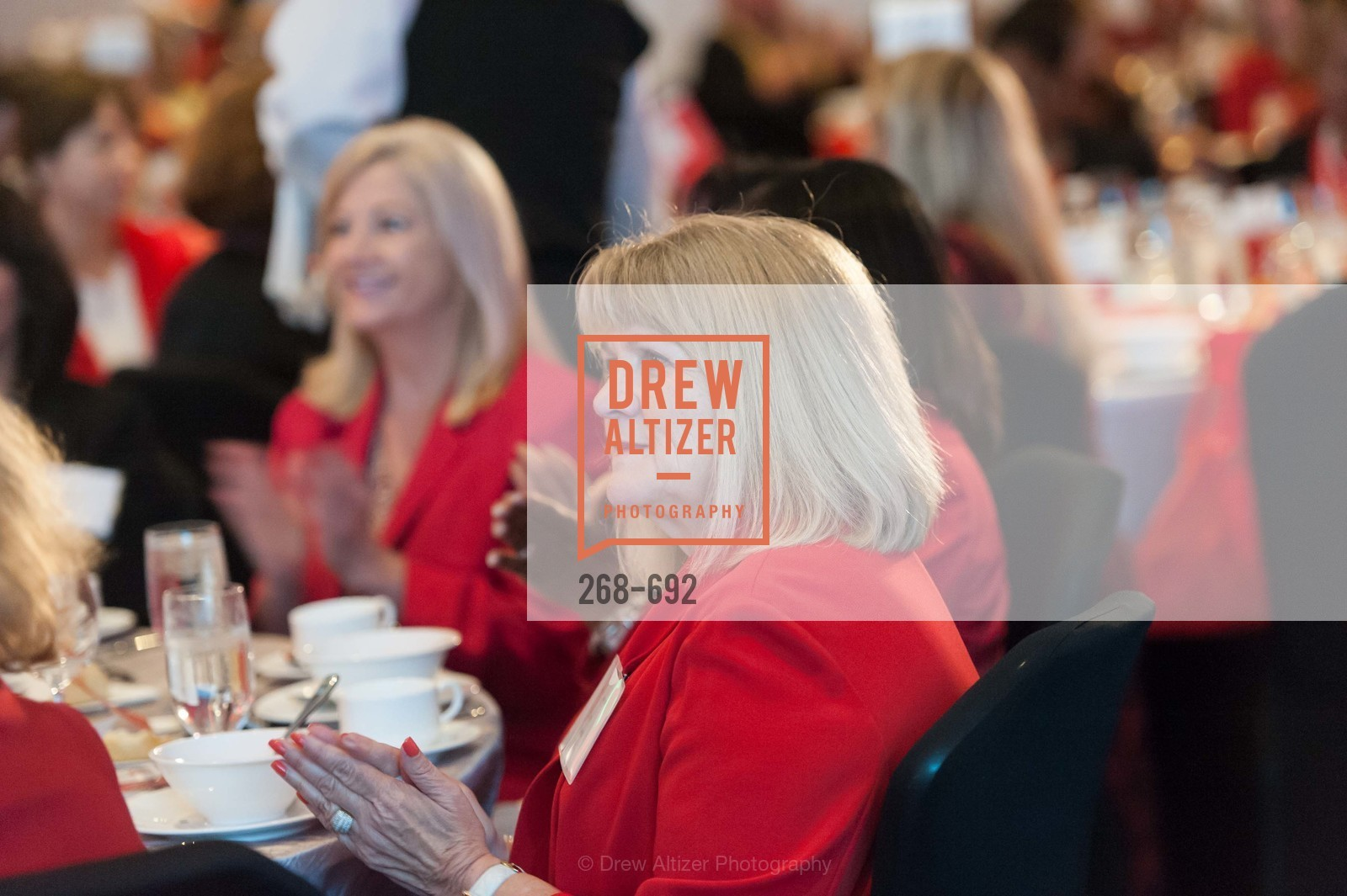 Elaine Genebro, 2015 GoRed for Women Luncheon, US, May 2nd, 2015,Drew Altizer, Drew Altizer Photography, full-service agency, private events, San Francisco photographer, photographer california
