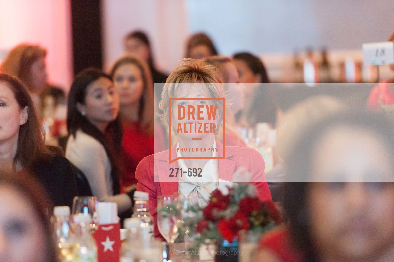 Lynn Poole, 2015 GoRed for Women Luncheon, US, May 1st, 2015,Drew Altizer, Drew Altizer Photography, full-service agency, private events, San Francisco photographer, photographer california