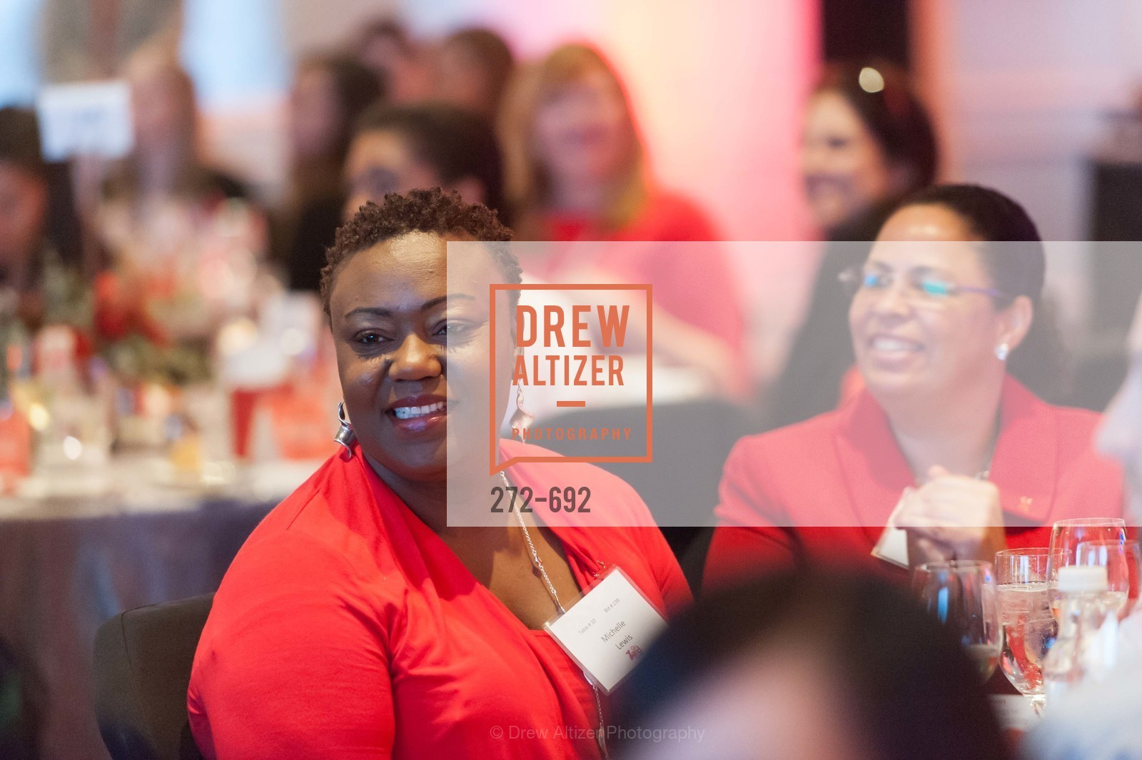 Michelle Lewis, 2015 GoRed for Women Luncheon, US, May 1st, 2015,Drew Altizer, Drew Altizer Photography, full-service agency, private events, San Francisco photographer, photographer california