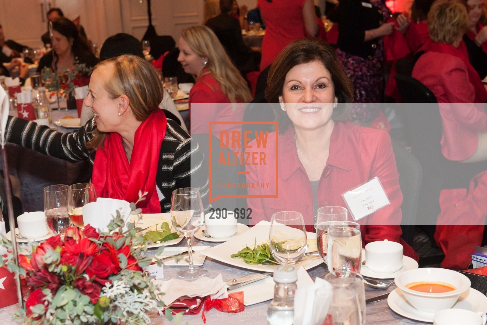 Laureen DeBuono, 2015 GoRed for Women Luncheon, US, May 2nd, 2015,Drew Altizer, Drew Altizer Photography, full-service agency, private events, San Francisco photographer, photographer california