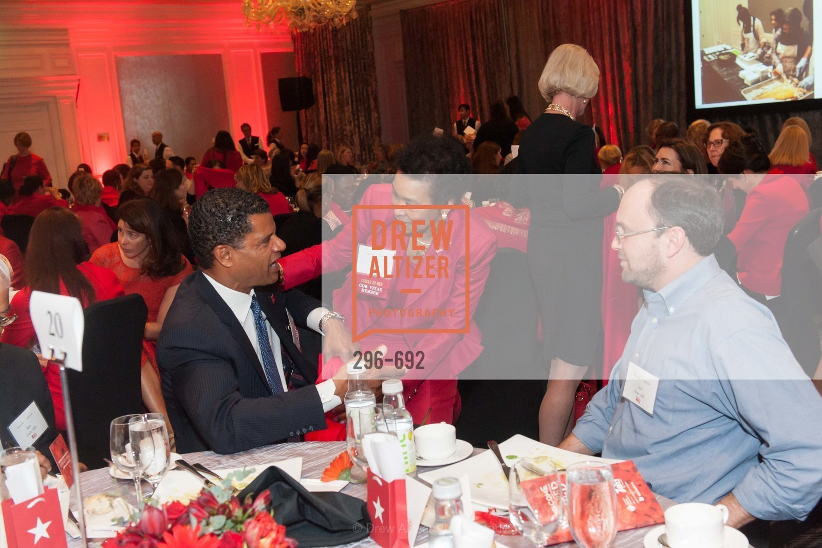 Jeff Thomas, Anette Harris, Jack Rose, 2015 GoRed for Women Luncheon, US, May 2nd, 2015,Drew Altizer, Drew Altizer Photography, full-service agency, private events, San Francisco photographer, photographer california