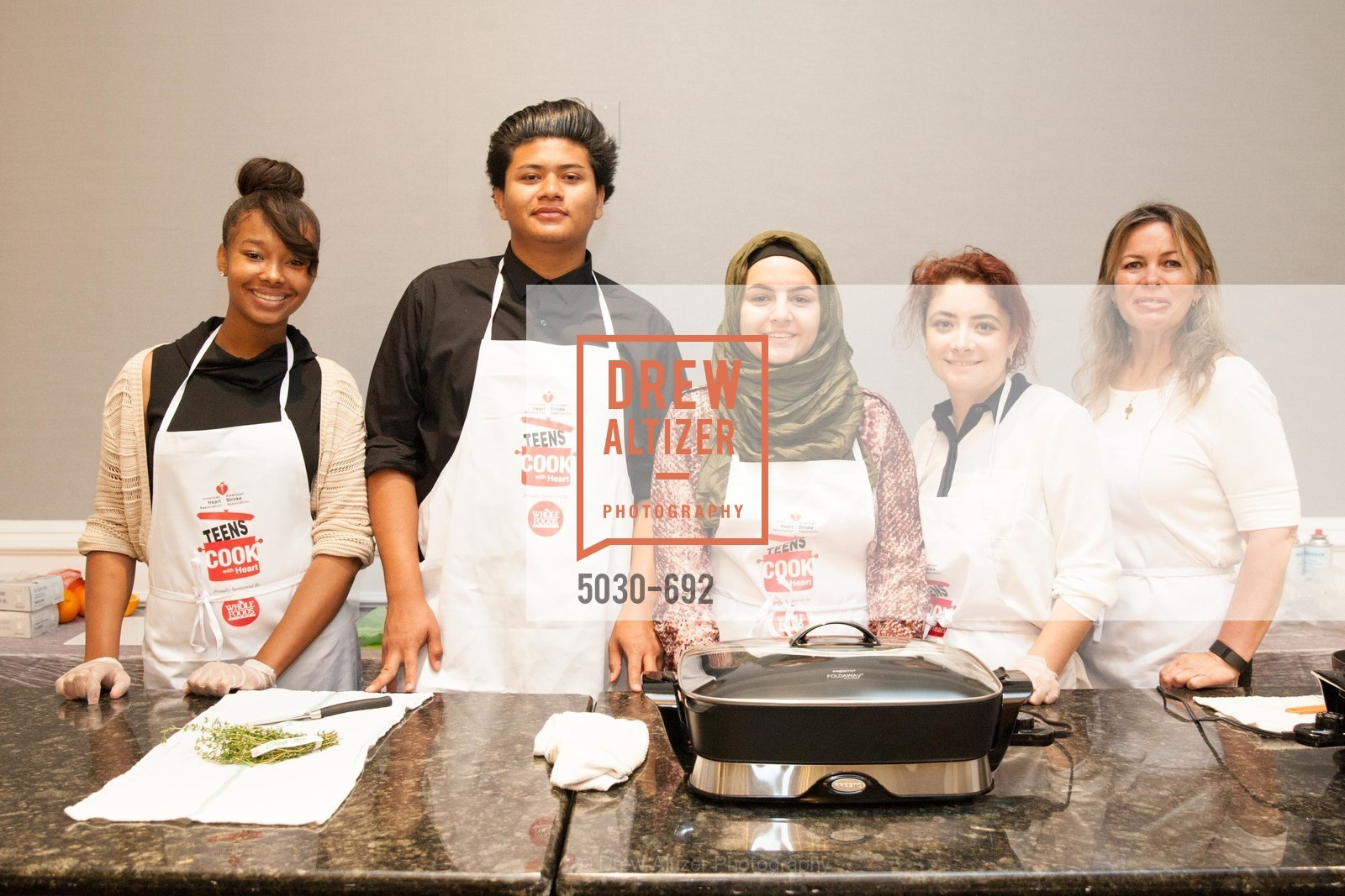 Shane Valentine, Paige Young, Aden Meza, Irem Urak, Olivia Shepardson, Rita Molloy, 2015 GoRed for Women Luncheon, US, May 2nd, 2015,Drew Altizer, Drew Altizer Photography, full-service agency, private events, San Francisco photographer, photographer california