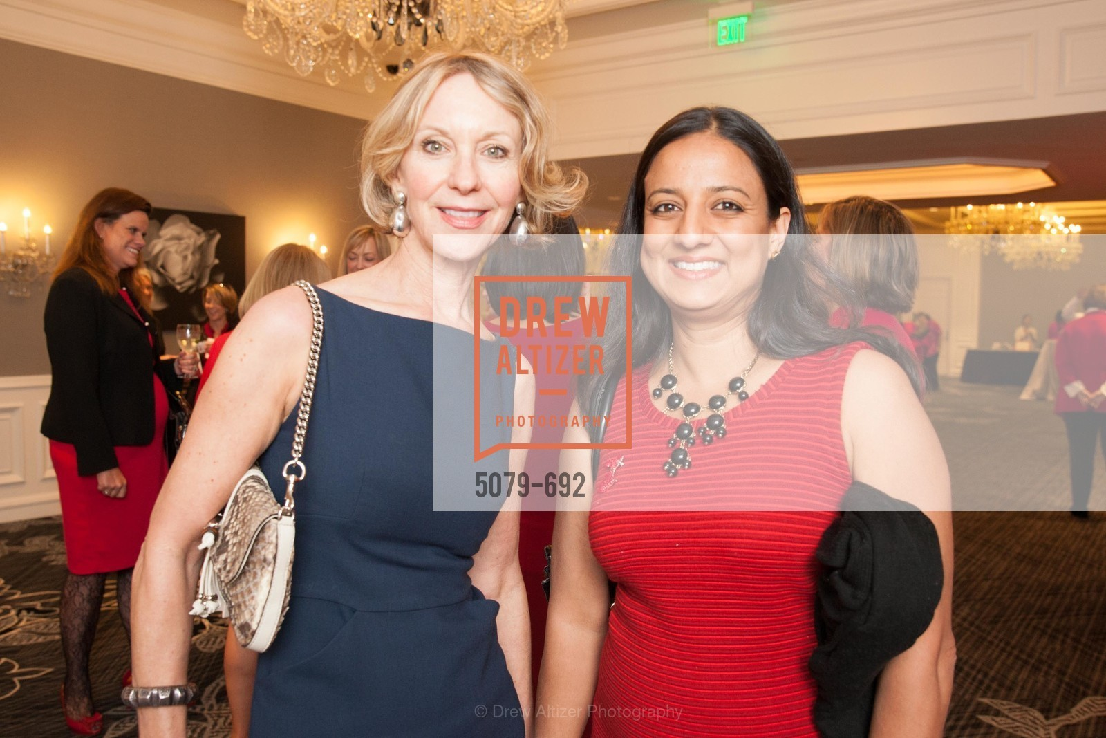 Laura Hunt, Nisha Parikh, 2015 GoRed for Women Luncheon, US, May 1st, 2015,Drew Altizer, Drew Altizer Photography, full-service agency, private events, San Francisco photographer, photographer california