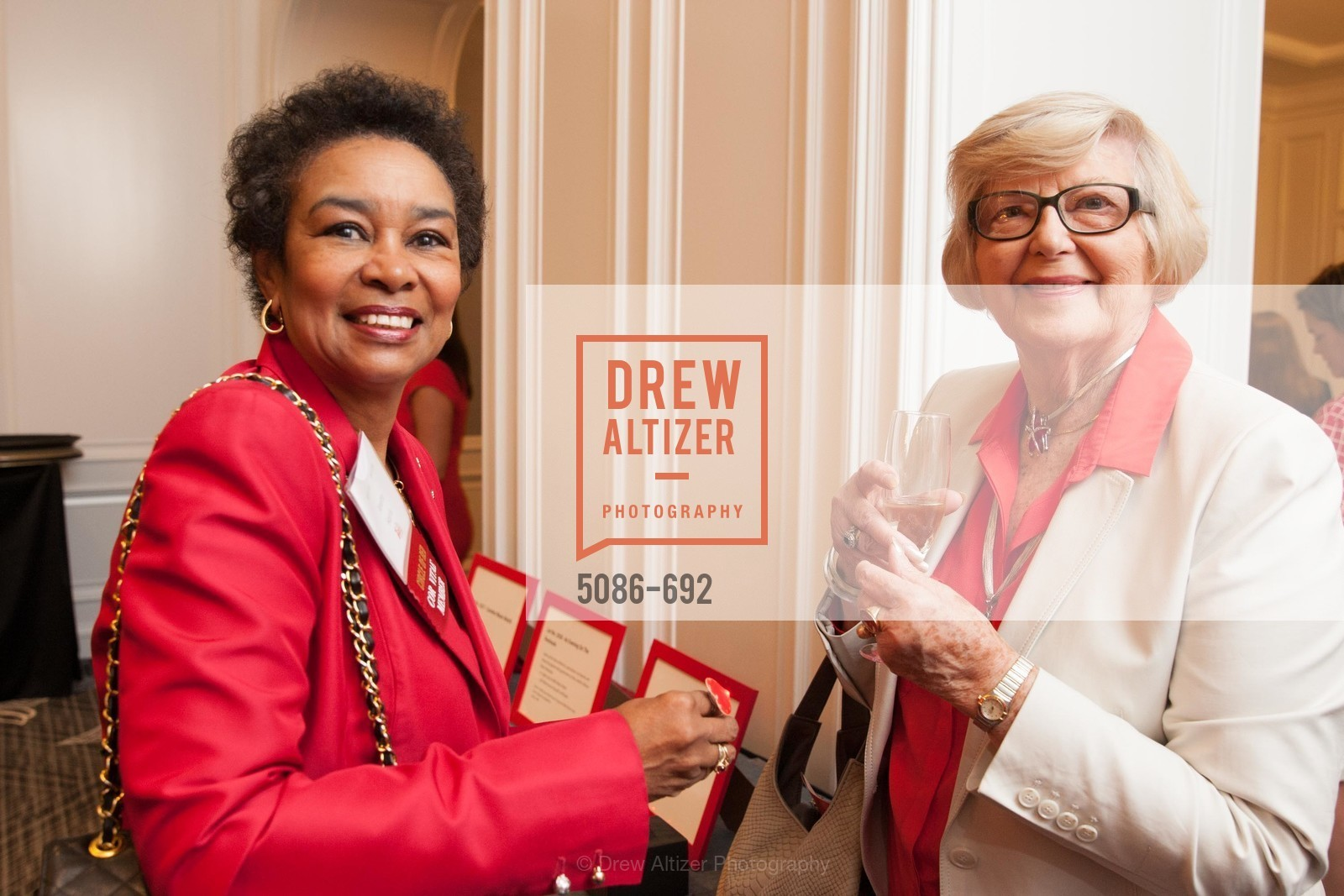 Anette Harris, Zdenka Pisared, 2015 GoRed for Women Luncheon, US, May 1st, 2015,Drew Altizer, Drew Altizer Photography, full-service agency, private events, San Francisco photographer, photographer california