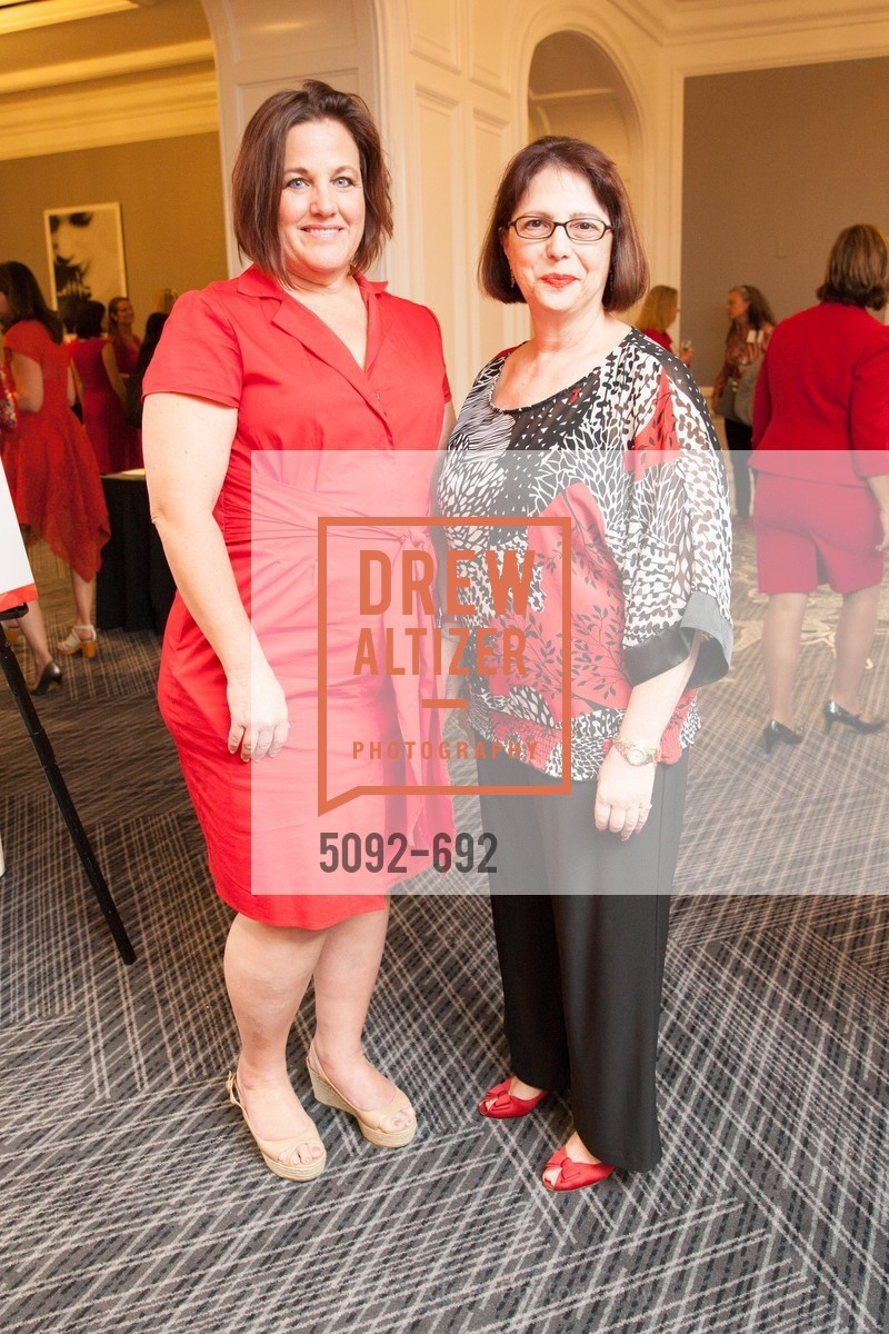 Liz Tuan, Audrey Berman, 2015 GoRed for Women Luncheon, US, May 2nd, 2015,Drew Altizer, Drew Altizer Photography, full-service event agency, private events, San Francisco photographer, photographer California