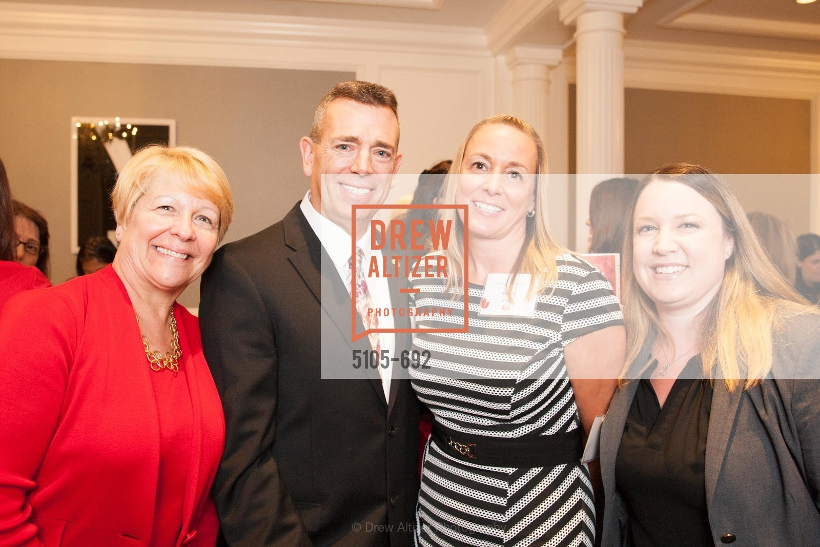Janet Eggler, Greg Morgan, Monica Brazil, 2015 GoRed for Women Luncheon, US, May 1st, 2015,Drew Altizer, Drew Altizer Photography, full-service agency, private events, San Francisco photographer, photographer california
