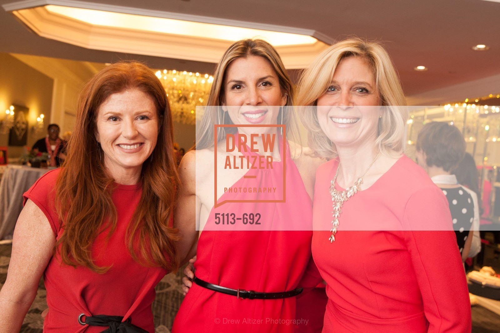 Kara Goldin, Jennifer Gilbert, Debbie Messemer, 2015 GoRed for Women Luncheon, US, May 2nd, 2015,Drew Altizer, Drew Altizer Photography, full-service agency, private events, San Francisco photographer, photographer california