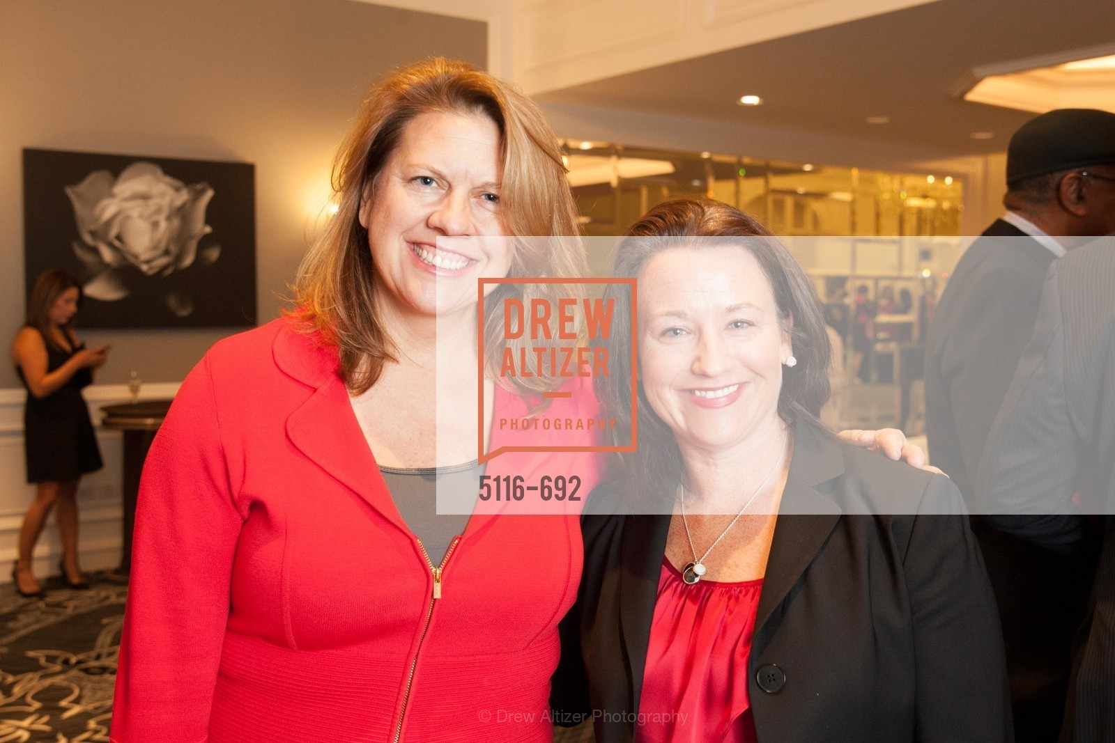 Heidi Mason, Rebecca Smith, 2015 GoRed for Women Luncheon, US, May 2nd, 2015