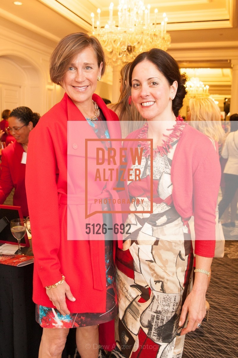Wendy Bolton, Stacy Dobos, 2015 GoRed for Women Luncheon, US, May 1st, 2015,Drew Altizer, Drew Altizer Photography, full-service agency, private events, San Francisco photographer, photographer california