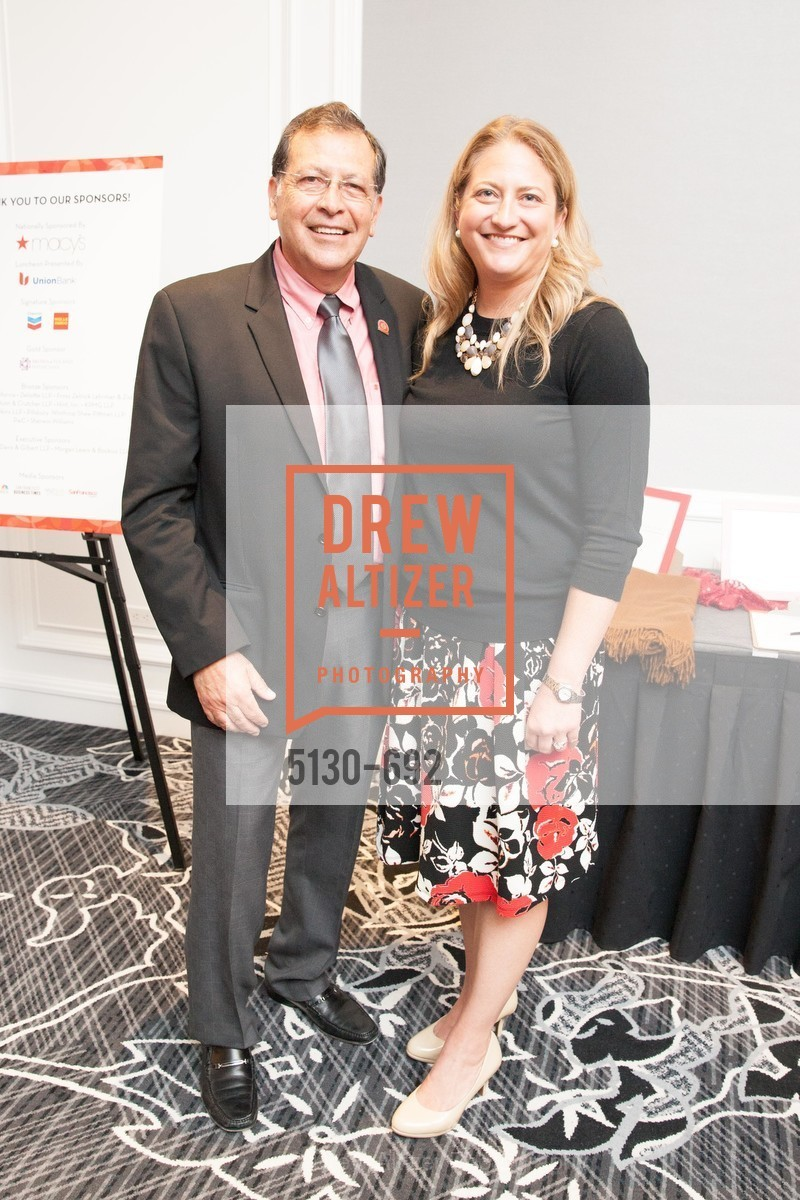 Marcelo Rivera, Sheyna Daniels, 2015 GoRed for Women Luncheon, US, May 2nd, 2015,Drew Altizer, Drew Altizer Photography, full-service agency, private events, San Francisco photographer, photographer california