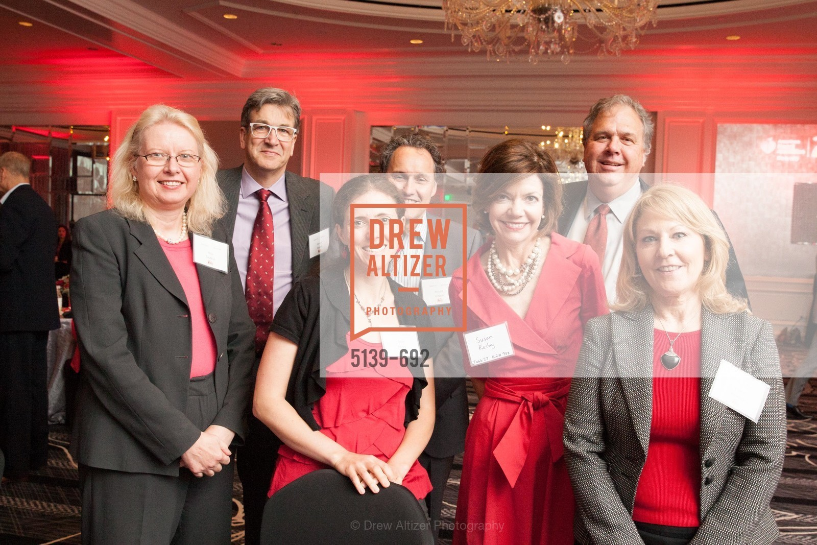 Ronald Urbach, Susan Resley, Karen Kennard, 2015 GoRed for Women Luncheon, US, May 1st, 2015,Drew Altizer, Drew Altizer Photography, full-service agency, private events, San Francisco photographer, photographer california