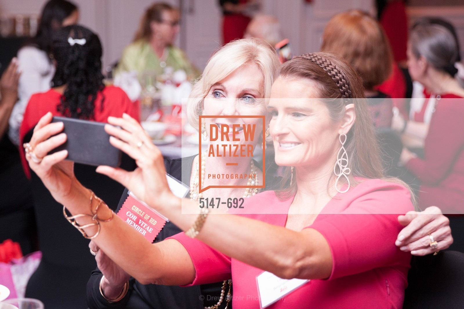 Patricia Sprincin, Laura Belardinelli, 2015 GoRed for Women Luncheon, US, May 2nd, 2015,Drew Altizer, Drew Altizer Photography, full-service agency, private events, San Francisco photographer, photographer california