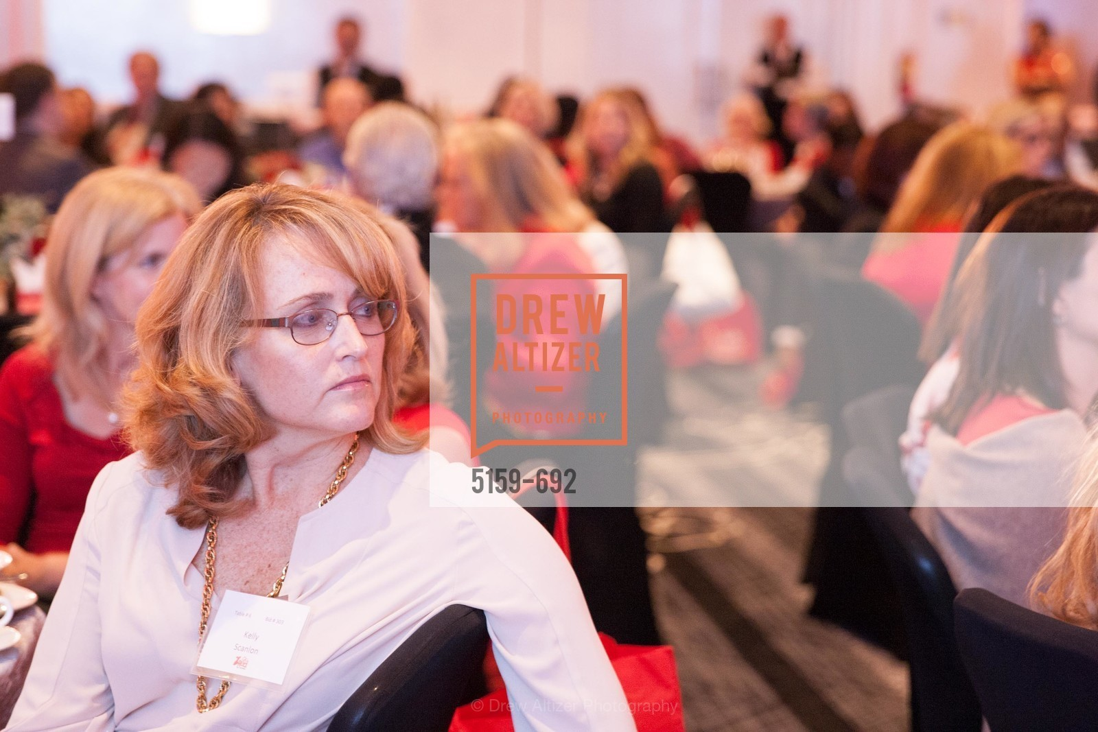 Kelly Scanlon, 2015 GoRed for Women Luncheon, US, May 2nd, 2015