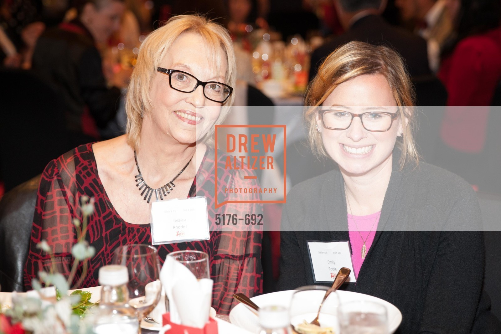 Jessica Rhodes, Emily Poole, 2015 GoRed for Women Luncheon, US, May 2nd, 2015,Drew Altizer, Drew Altizer Photography, full-service agency, private events, San Francisco photographer, photographer california