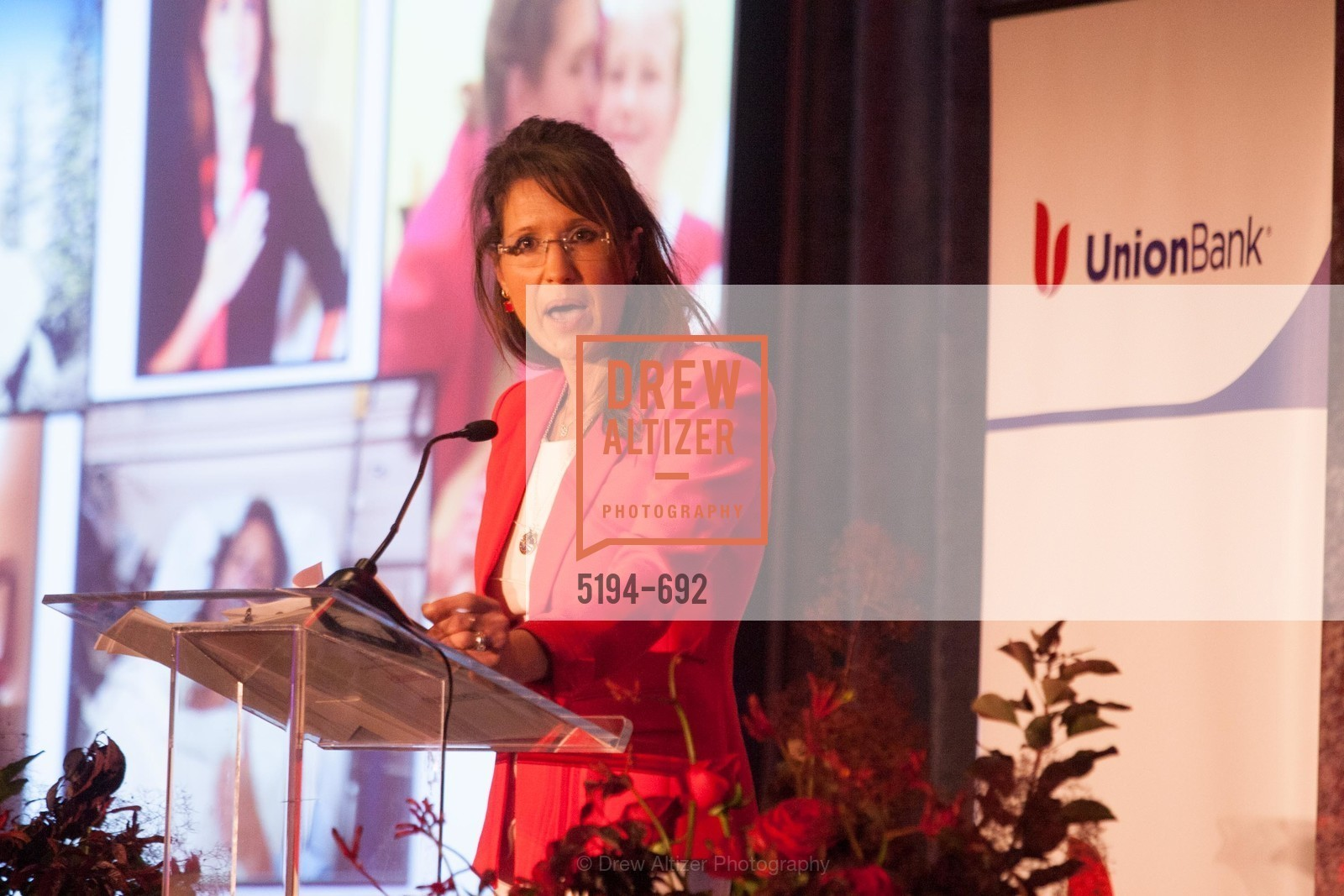 Sheila Wenzel, 2015 GoRed for Women Luncheon, US, May 1st, 2015,Drew Altizer, Drew Altizer Photography, full-service agency, private events, San Francisco photographer, photographer california