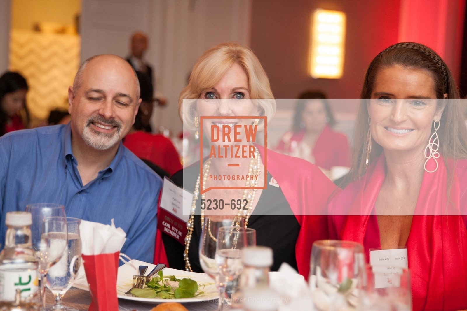 Patricia Sprincin, Laura Belardinelli, 2015 GoRed for Women Luncheon, US, May 1st, 2015,Drew Altizer, Drew Altizer Photography, full-service agency, private events, San Francisco photographer, photographer california
