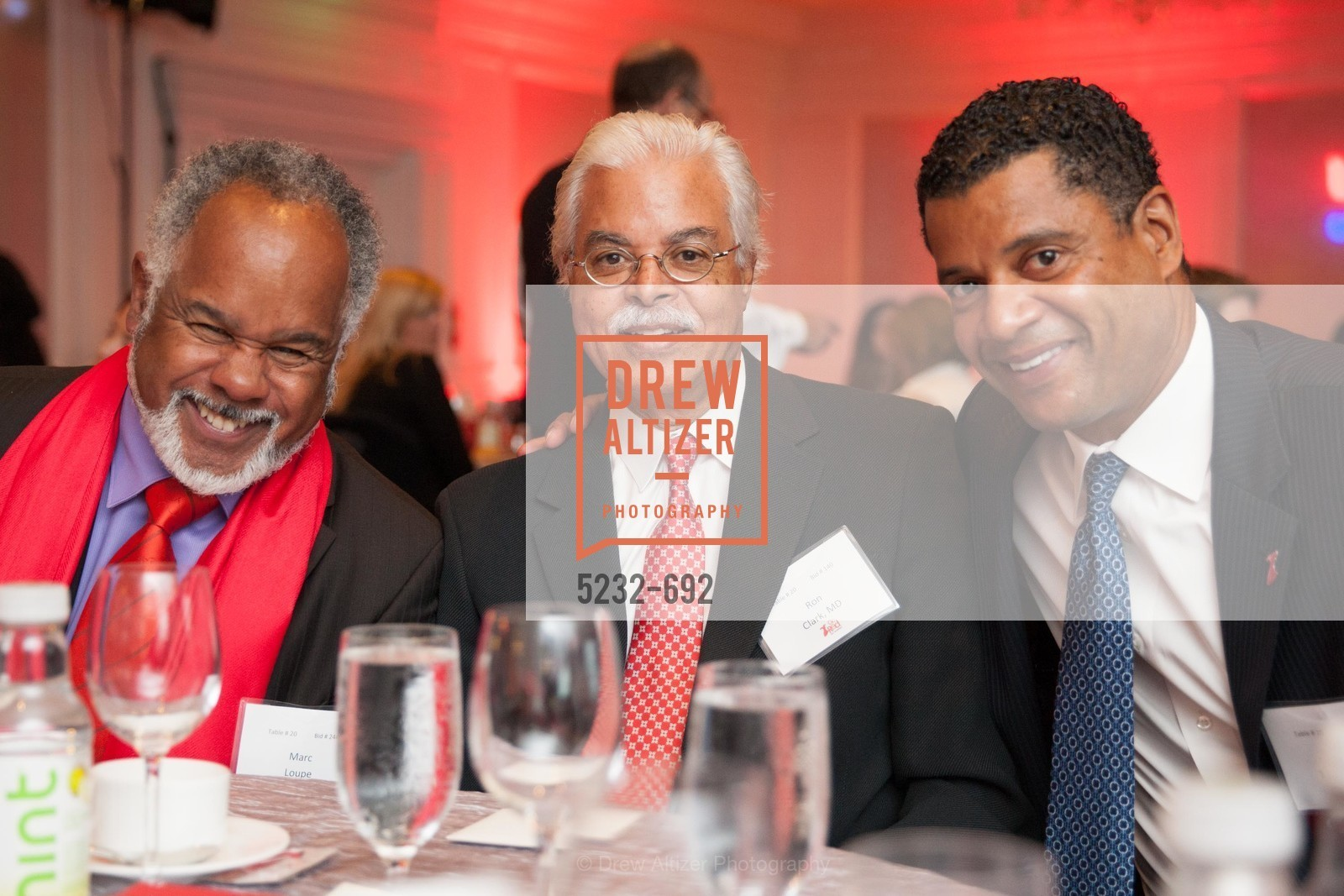 Marc Loupe, Ron Clark, Jeff Thomas, 2015 GoRed for Women Luncheon, US, May 2nd, 2015,Drew Altizer, Drew Altizer Photography, full-service event agency, private events, San Francisco photographer, photographer California
